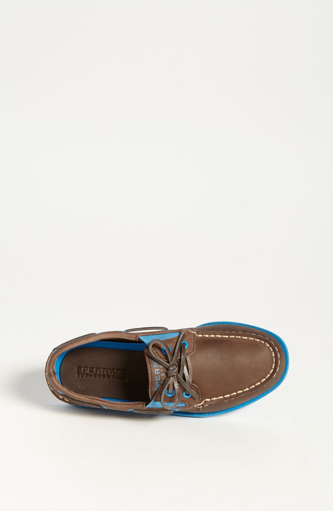 Alternate Image 3  - Sperry Top-Sider® Kids 'Authentic Original' Slip-On (Walker, Toddler, Little Kid & Big Kid)