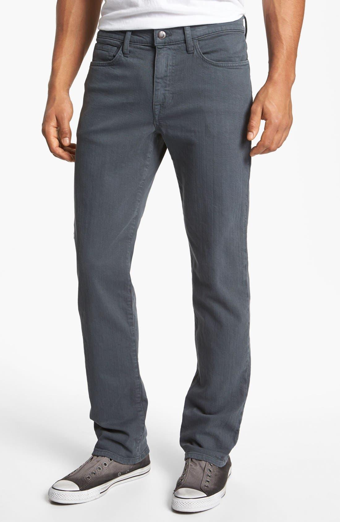 Alternate Image 2  - Joe's 'Classic' Straight Leg Jeans (Asphalt)