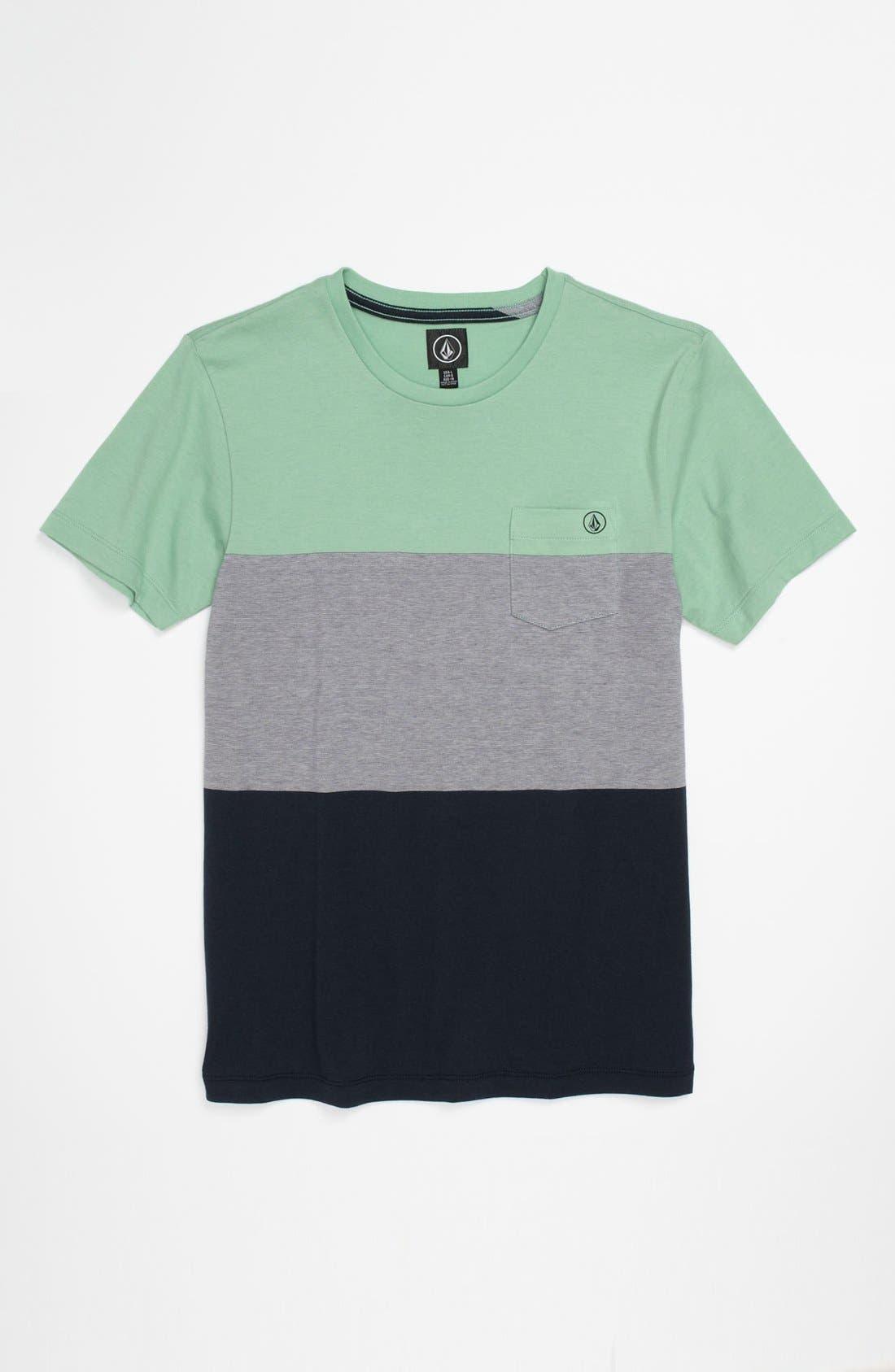 Alternate Image 1 Selected - Volcom 'Blakely' T-Shirt (Big Boys)