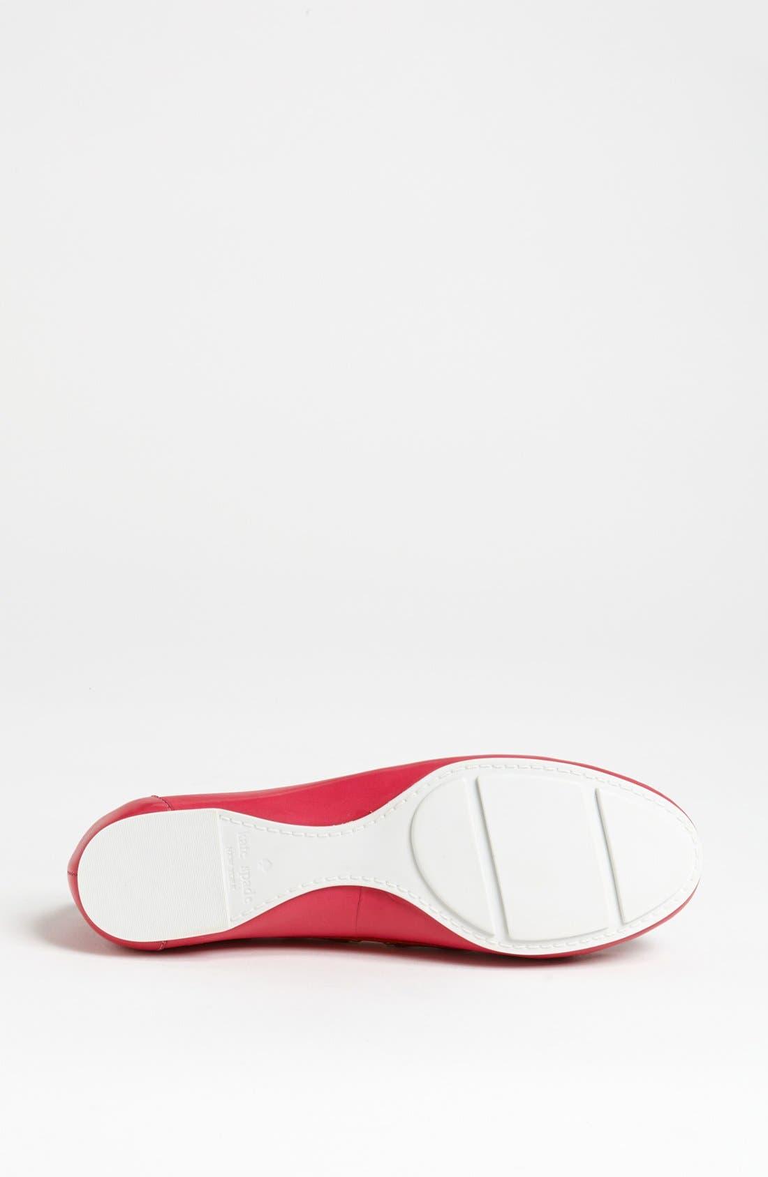 Alternate Image 4  - kate spade new york 'wren' loafer