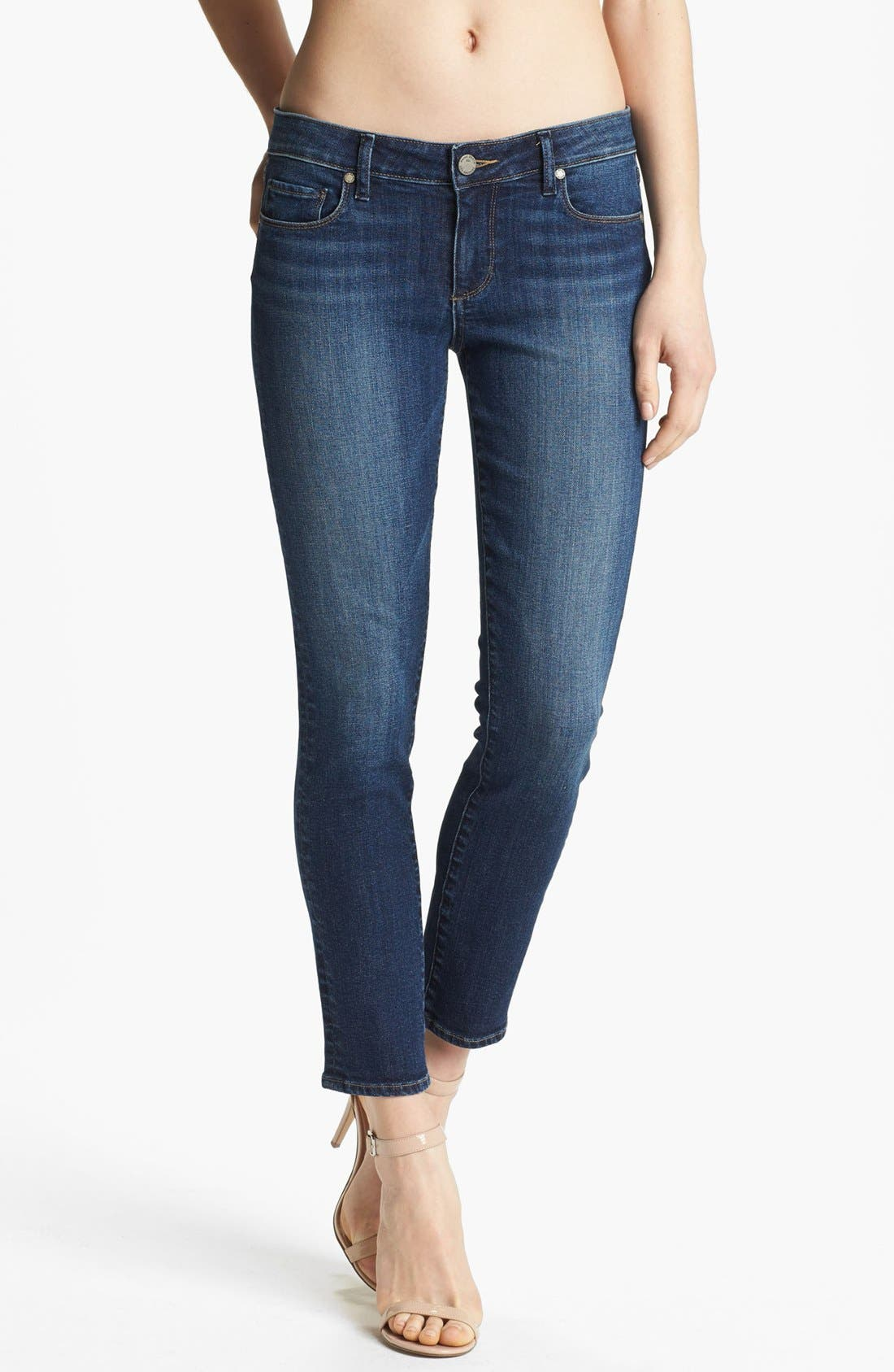 Alternate Image 1 Selected - Paige Denim 'Skyline' Ankle Jeans (Benny)