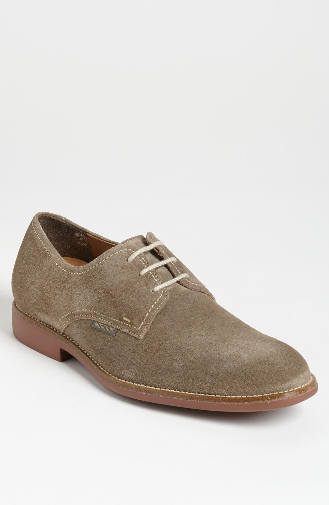 Main Image - Mephisto 'Fernio' Buck Shoe