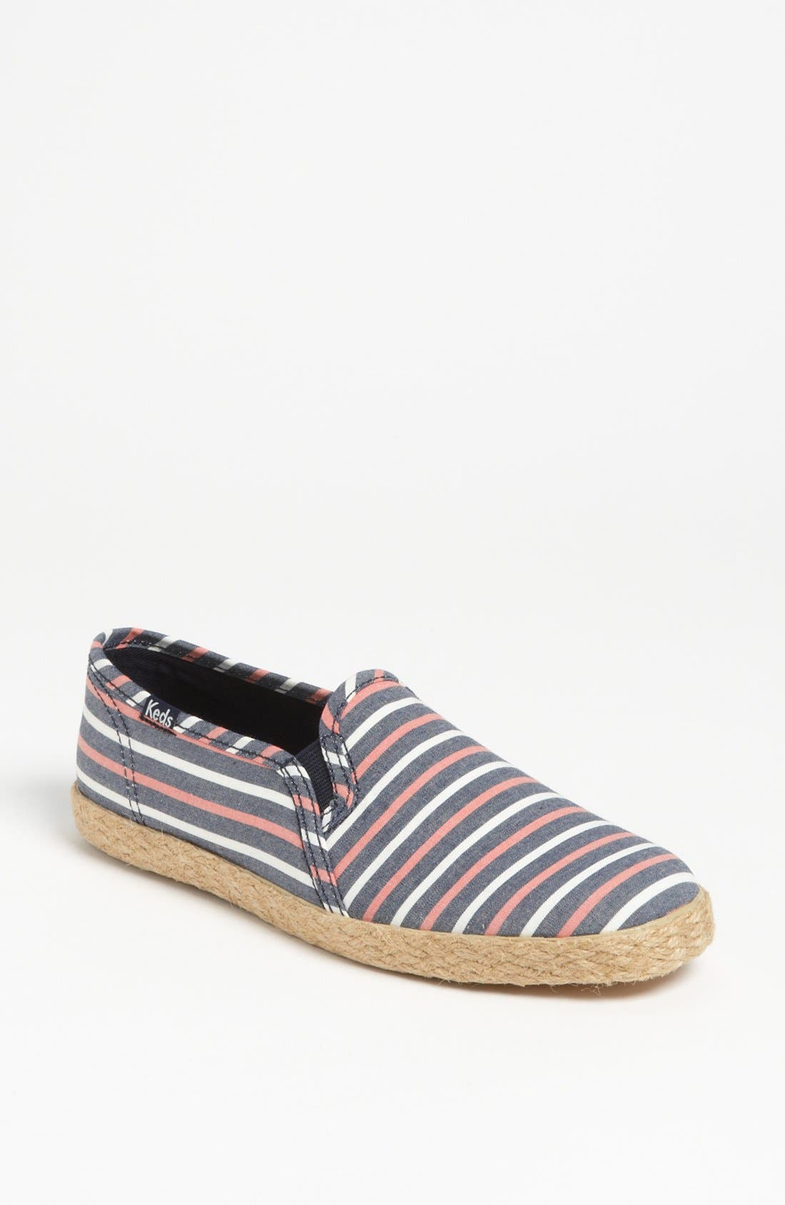 Alternate Image 1 Selected - Keds® 'Champion Jute' Slip-On (Women)
