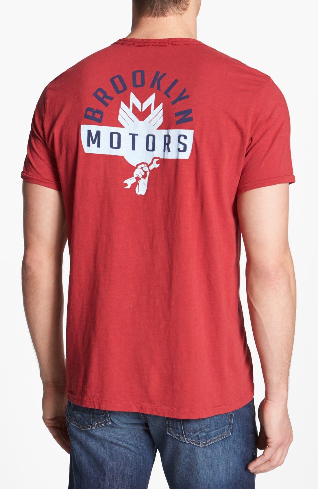Alternate Image 2  - Brooklyn Motors 'Sunset Park' T-Shirt