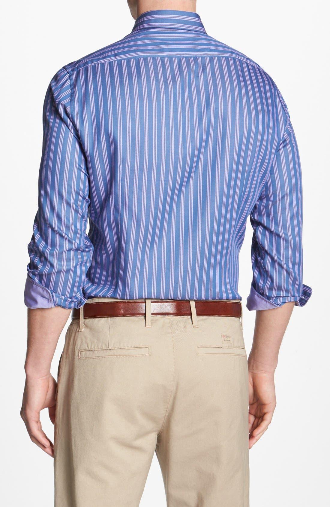 Alternate Image 2  - BOSS HUGO BOSS 'Lucas' Regular Fit Sport Shirt