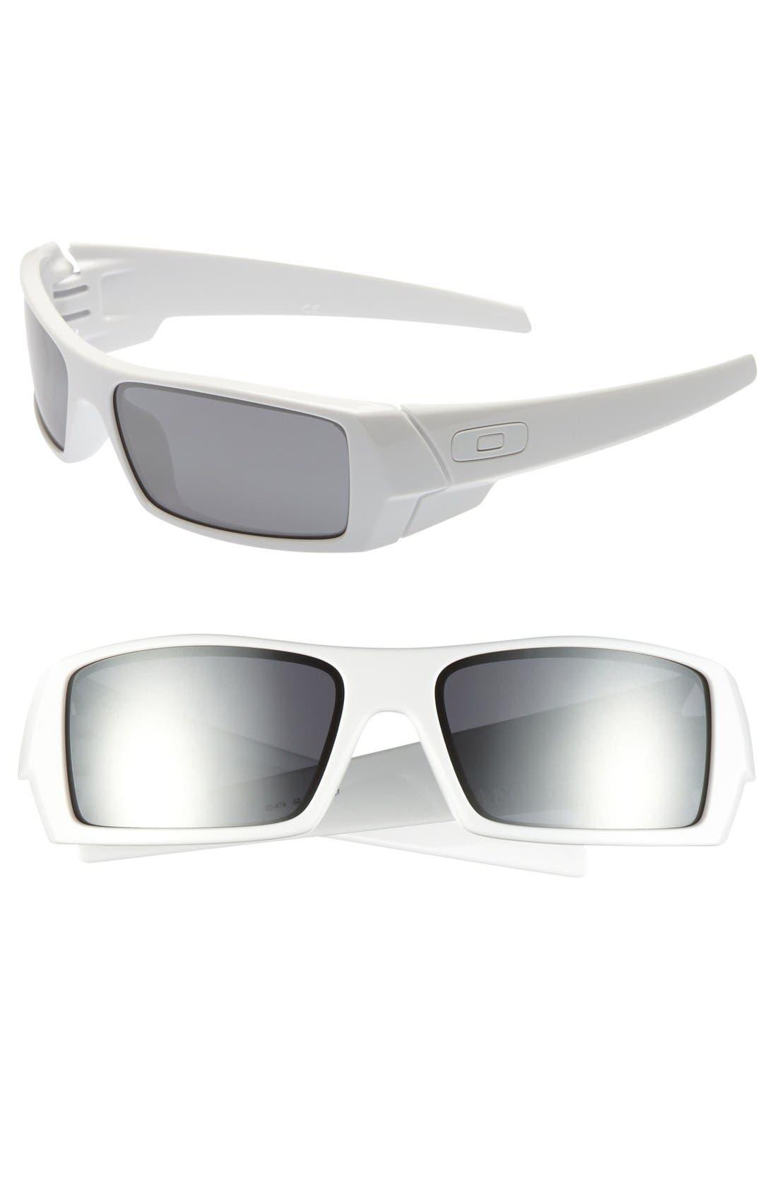 Alternate Image 1 Selected - Oakley 'Gascan' 60mm Sunglasses