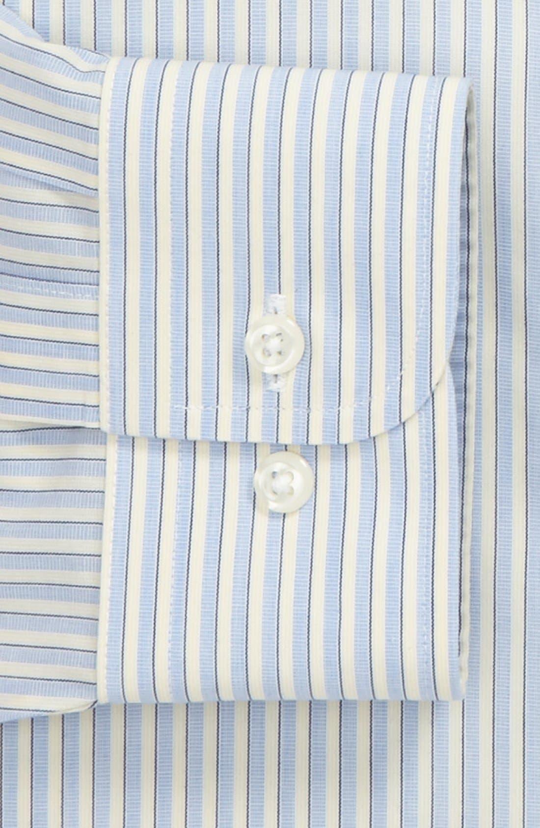 Alternate Image 2  - Nordstrom Smartcare™ Trim Fit Dress Shirt