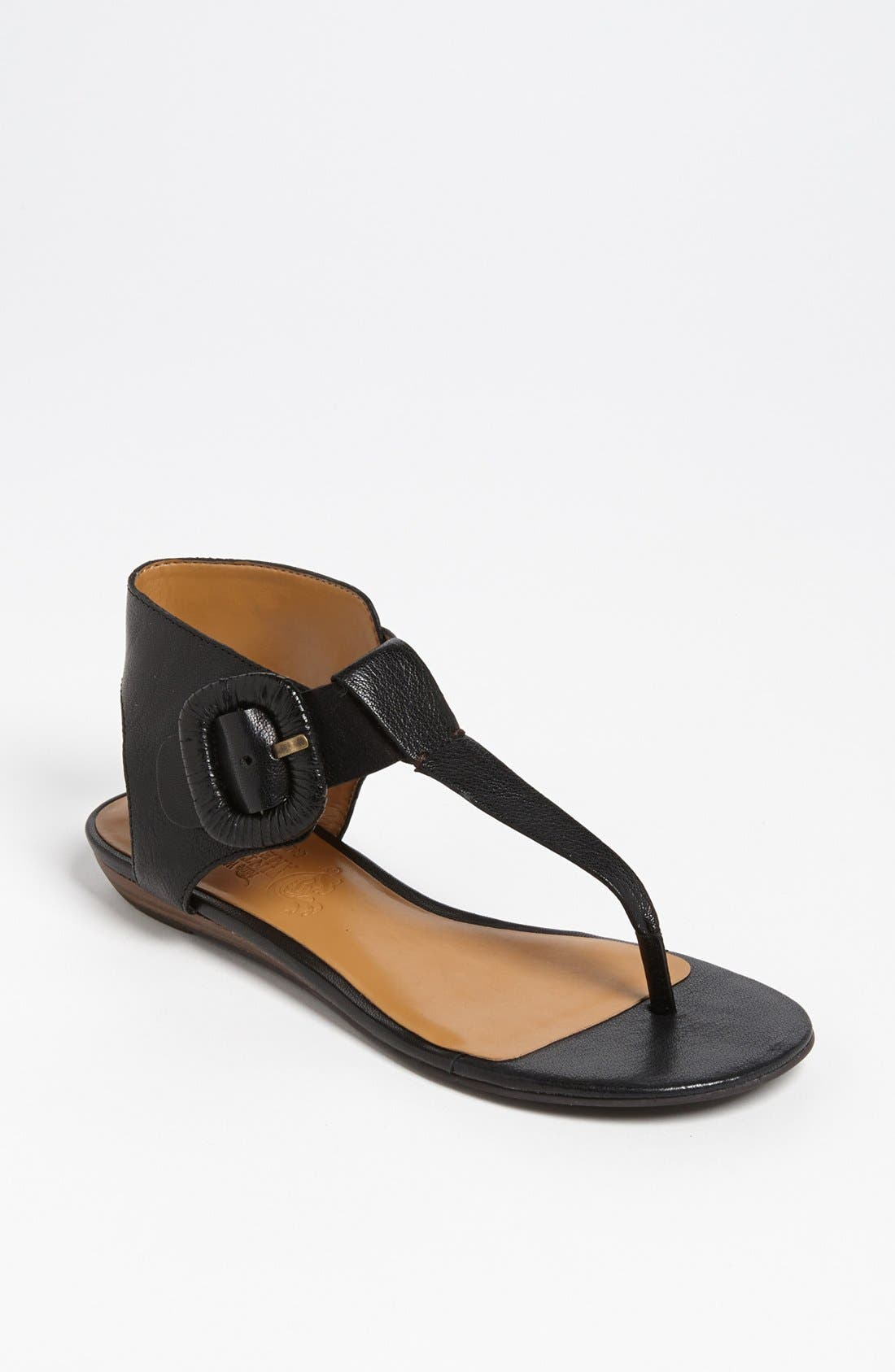 Alternate Image 1 Selected - Nine West 'Wiloh' Sandal & essie® 2013 Spring Collection