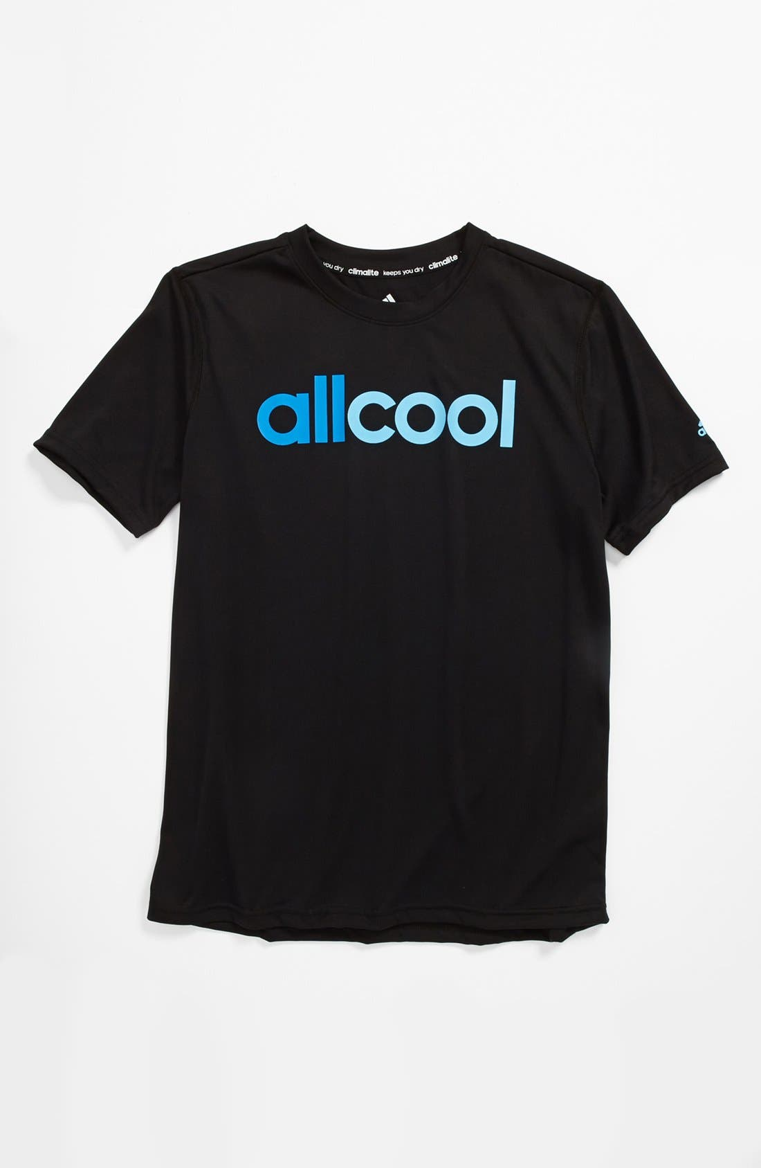 Alternate Image 1 Selected - adidas 'All Cool' T-Shirt (Big Boys)