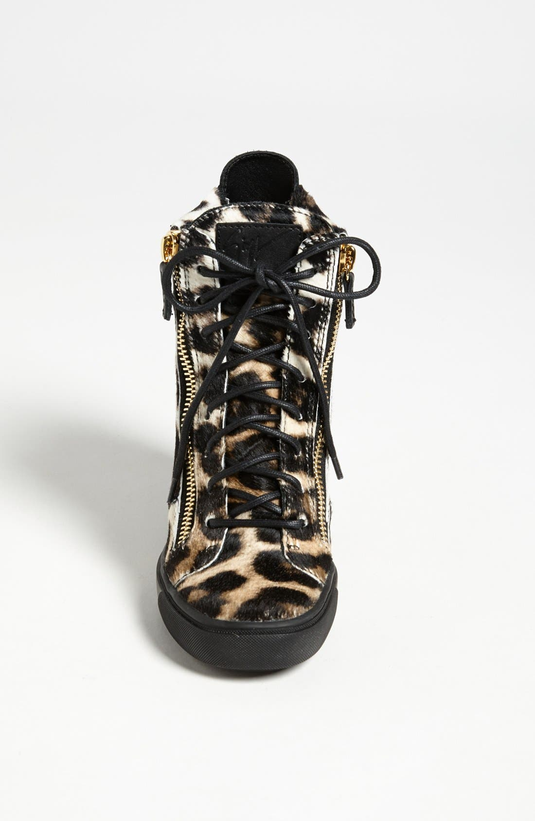 Alternate Image 3  - Giuseppe Zanotti Wedge Sneaker
