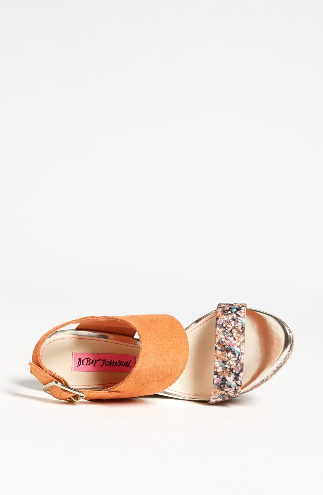 Alternate Image 3  - Betsey Johnson 'Rambling' Sandal