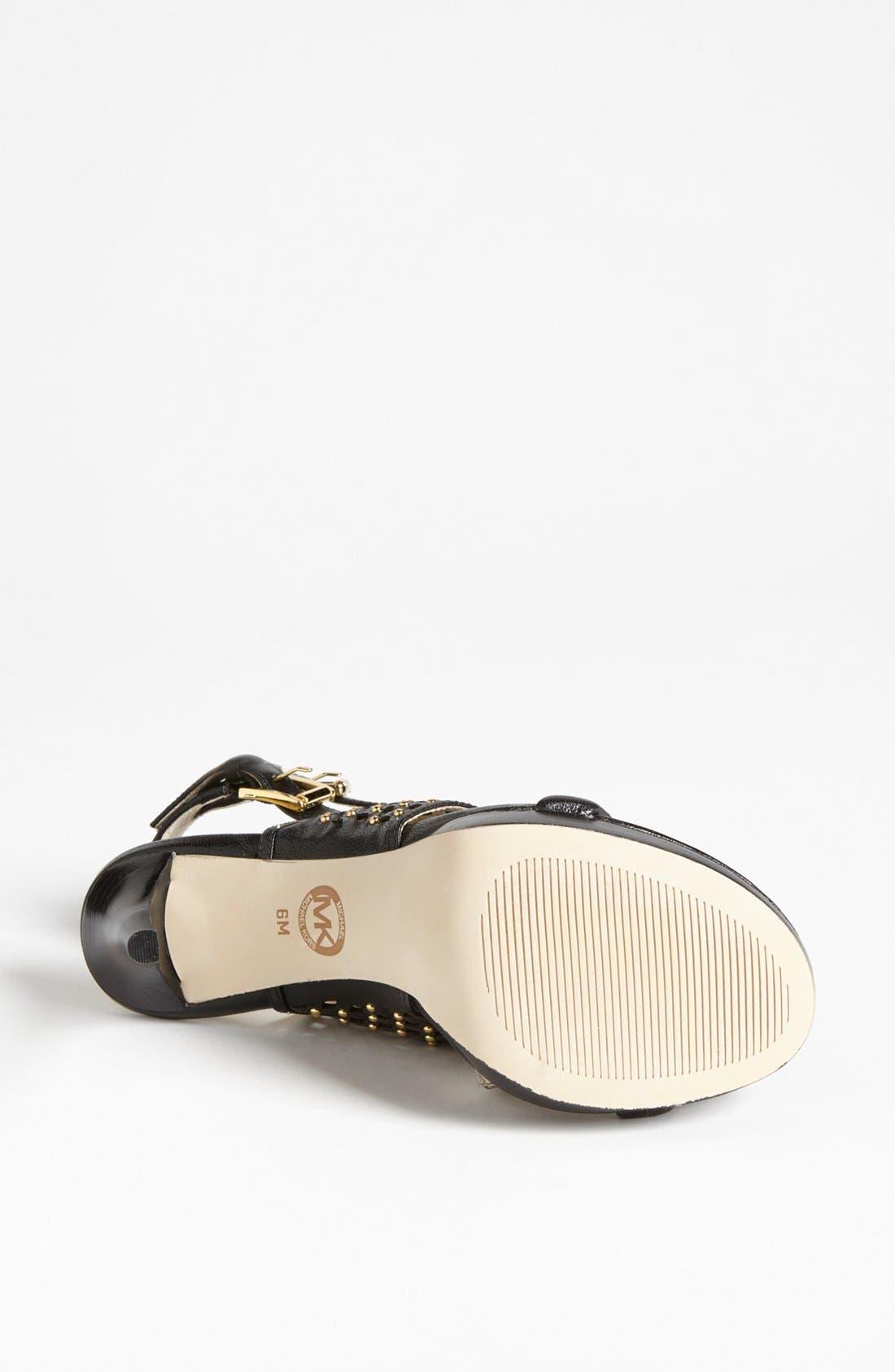 Alternate Image 4  - MICHAEL Michael Kors 'Asta' Sandal