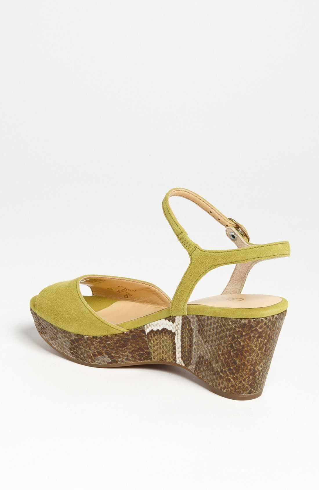 Alternate Image 2  - Gabor Wedge Sandal (Online Only)