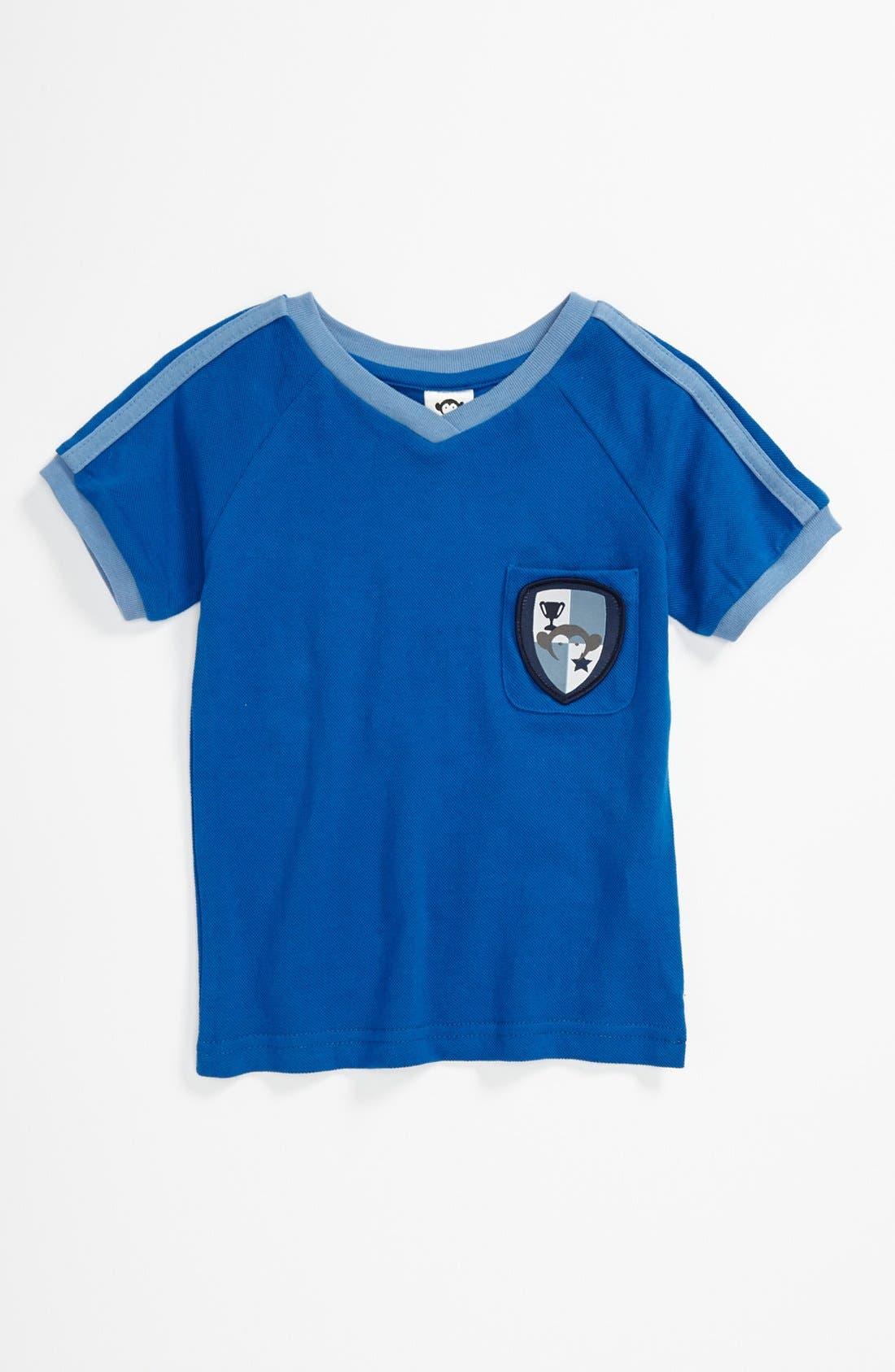 Alternate Image 1 Selected - Appaman 'Soccer' T-Shirt (Toddler)