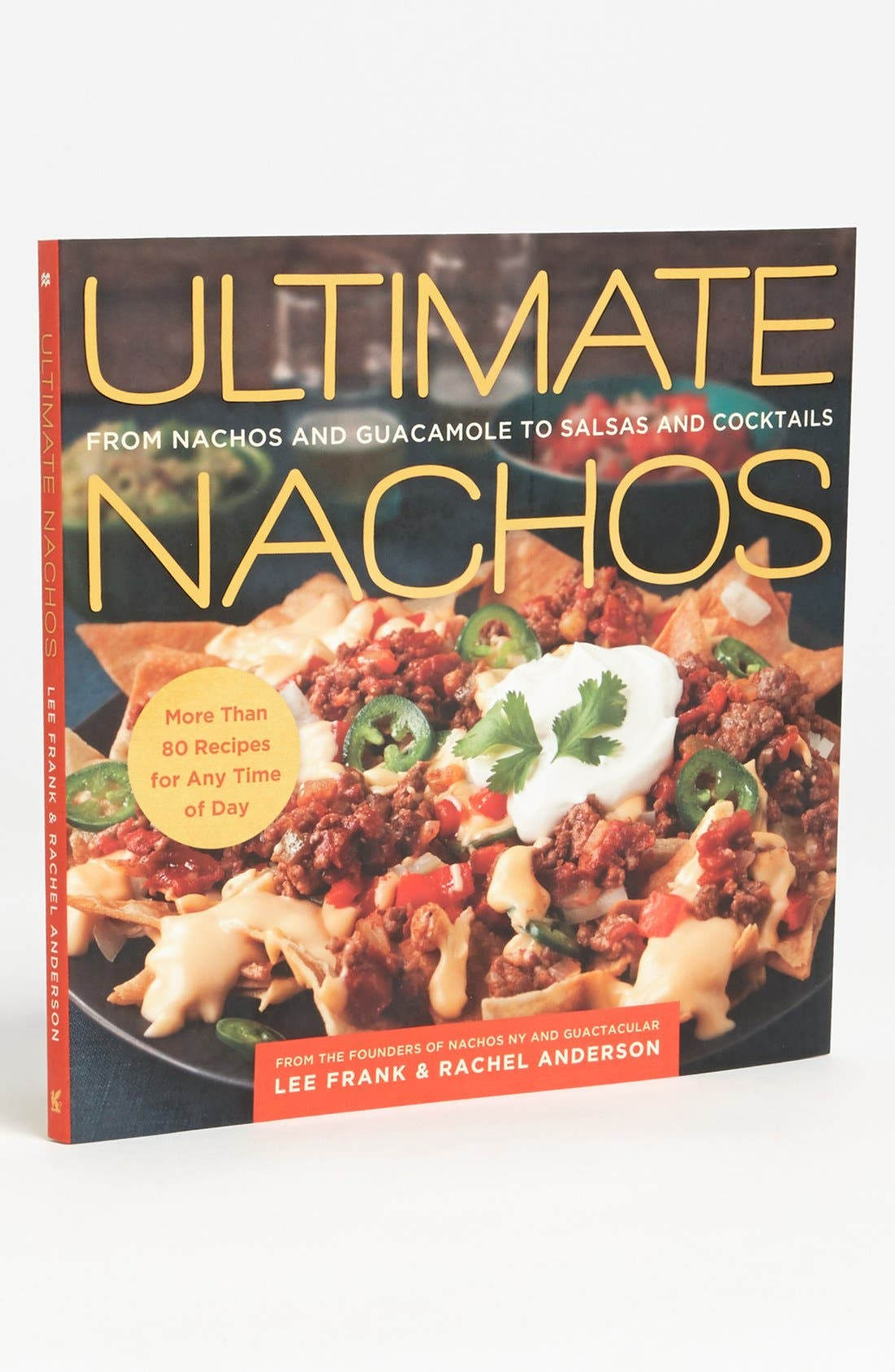 Main Image - Ultimate Nachos' Cookbook