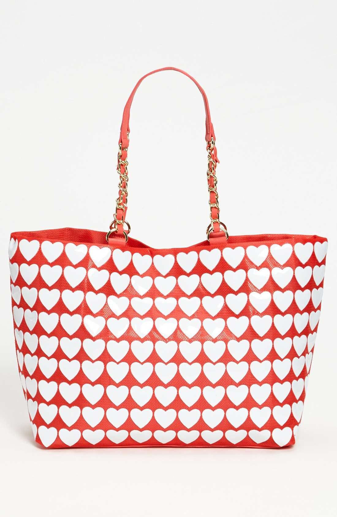 Alternate Image 4  - Betsey Johnson 'Hearts' Tote
