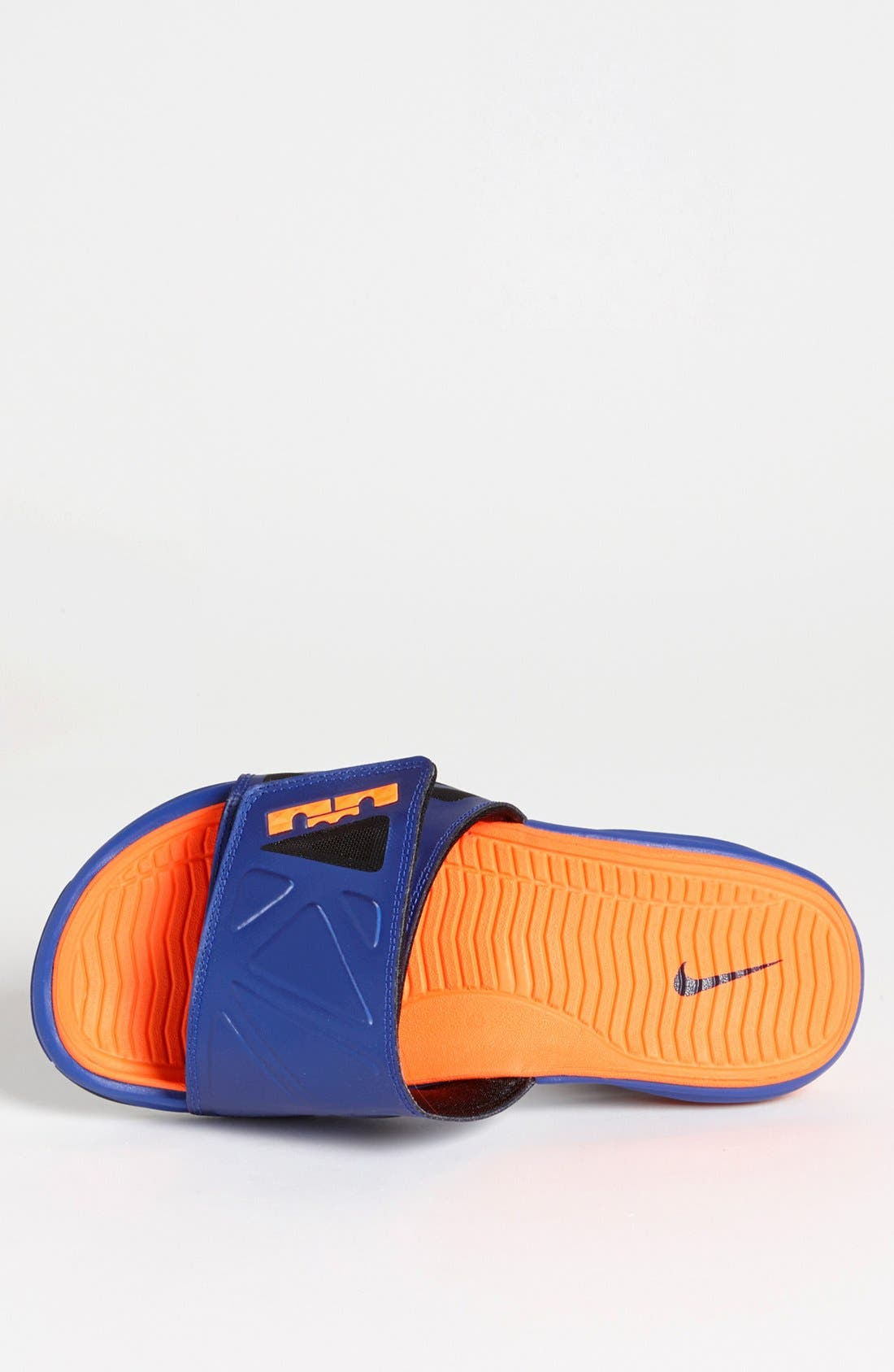 Alternate Image 3  - Nike 'Air LeBron 2 Slide Elite' Sandal (Men)