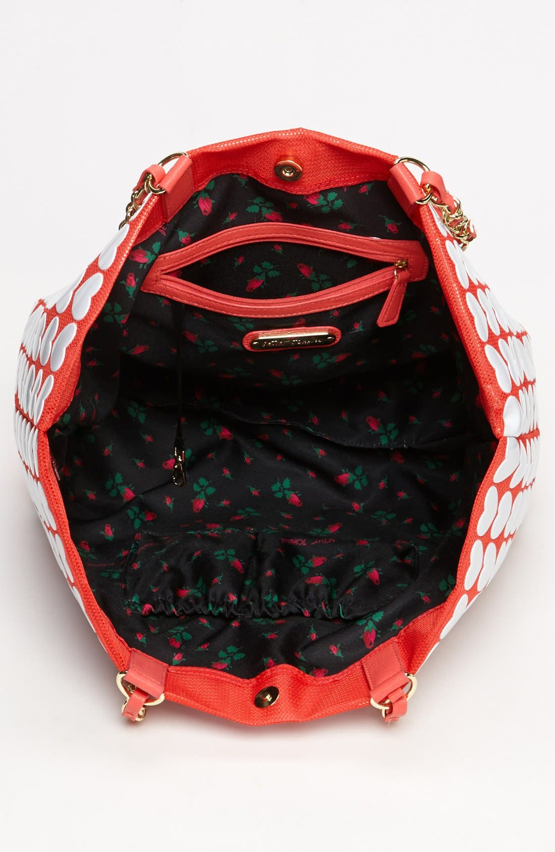Alternate Image 3  - Betsey Johnson 'Hearts' Tote