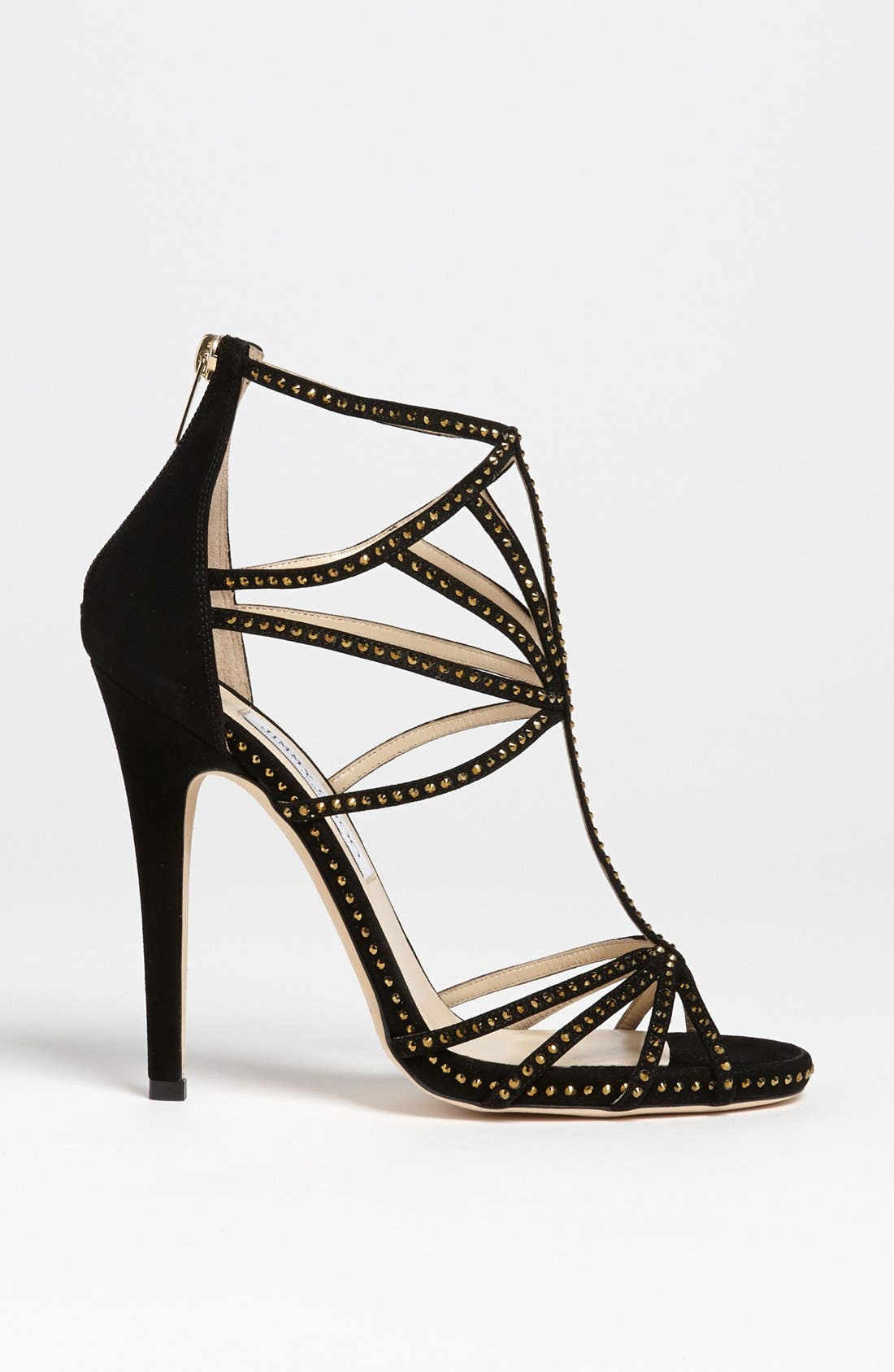 Alternate Image 4  - Jimmy Choo 'Crystal' Sandal