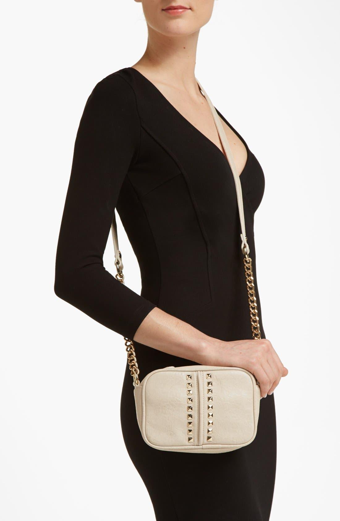 Alternate Image 2  - Emperia 'Small' Studded Crossbody Bag (Juniors)