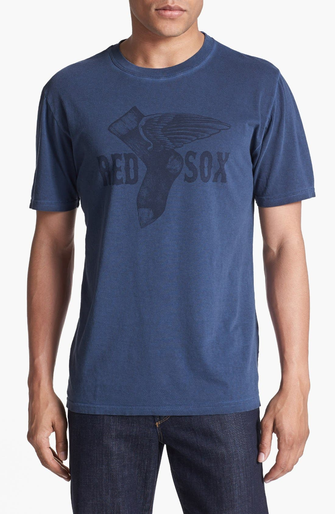 Alternate Image 1 Selected - Red Jacket 'Red Sox - Merit' T-Shirt
