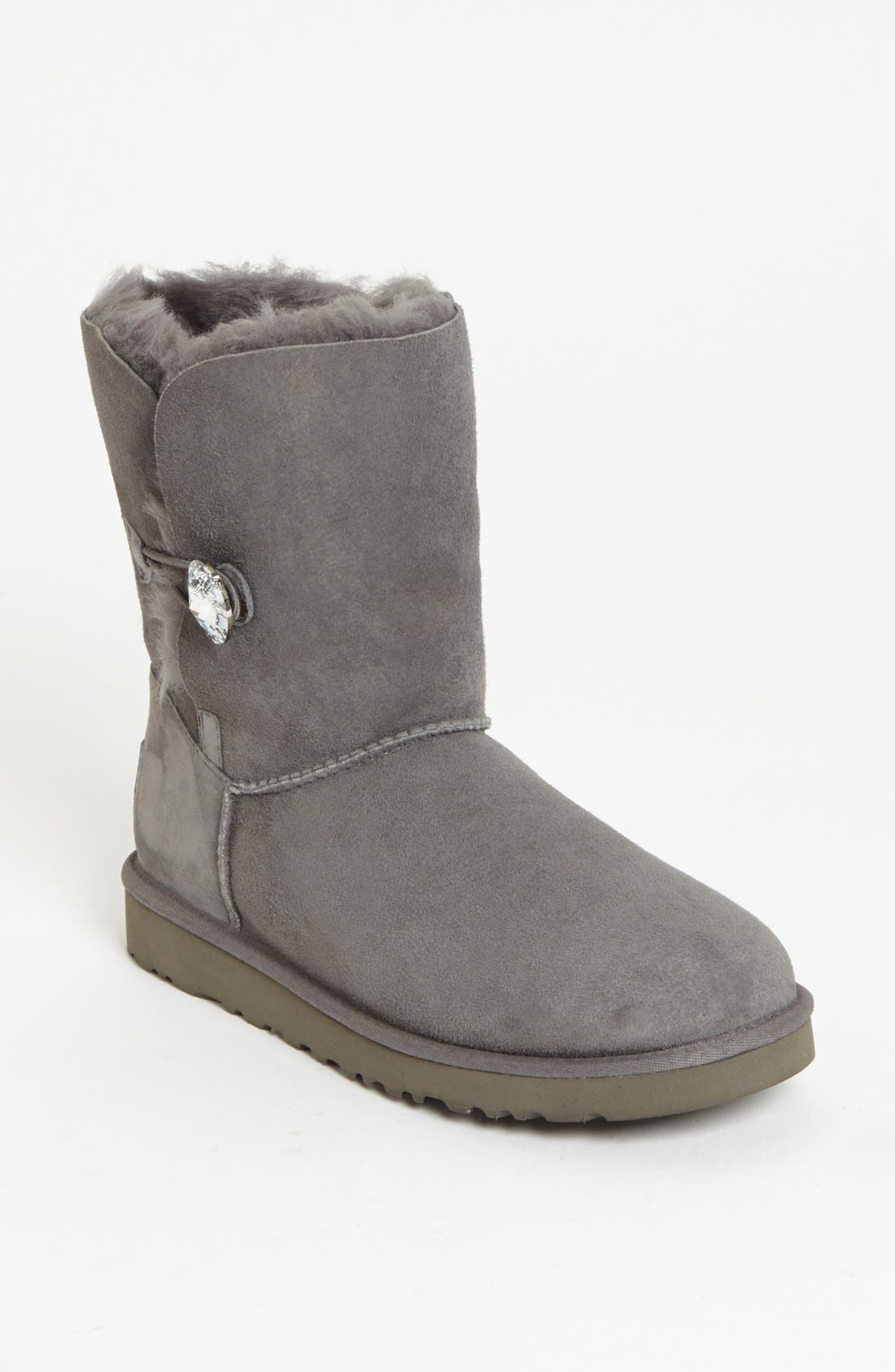 Alternate Image 1 Selected - UGG® Australia 'Bailey Button Bling' Boot (Women)