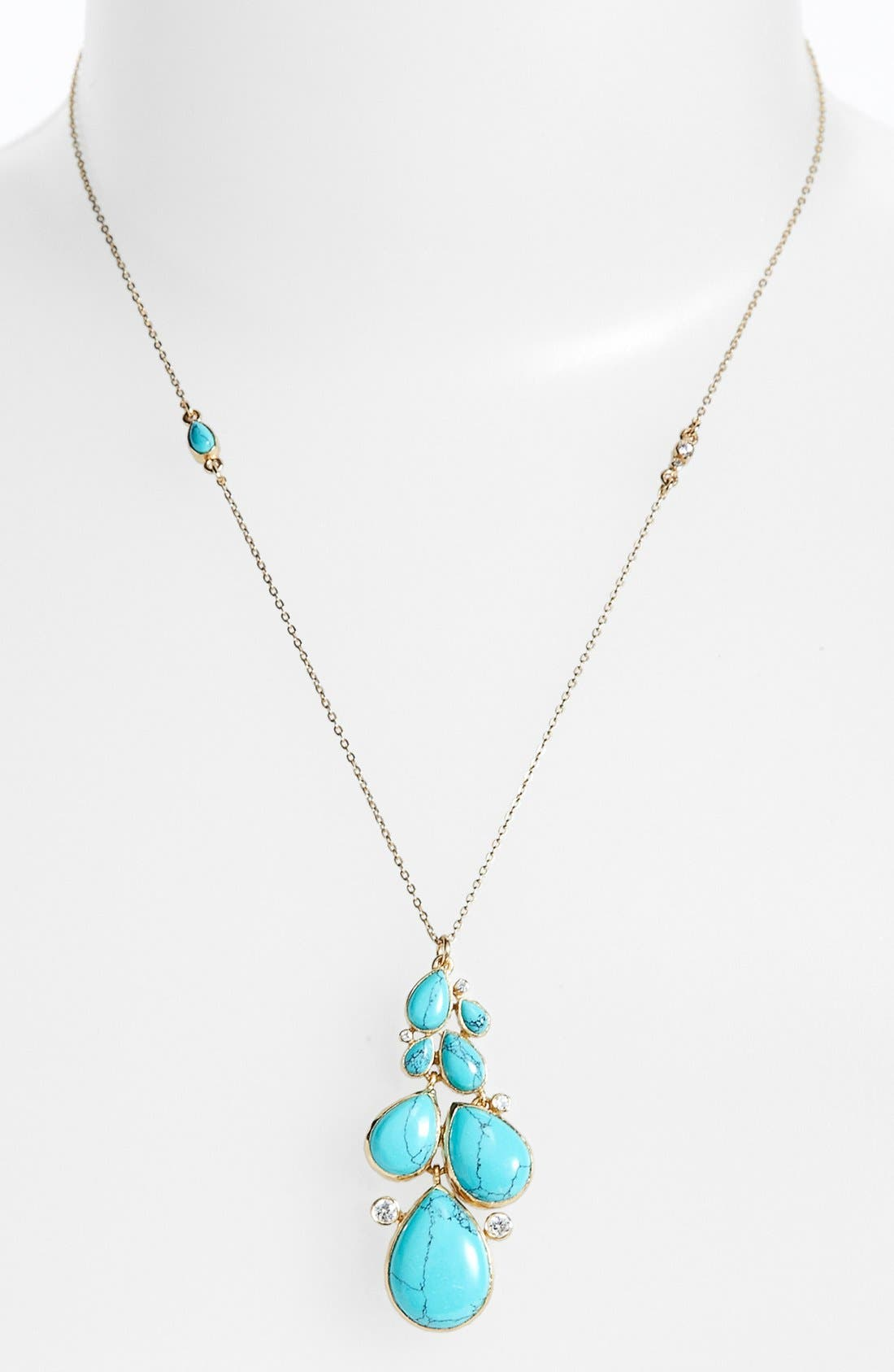 Alternate Image 1 Selected - Melinda Maria 'Regan' Pendant Necklace (Nordstrom Exclusive)