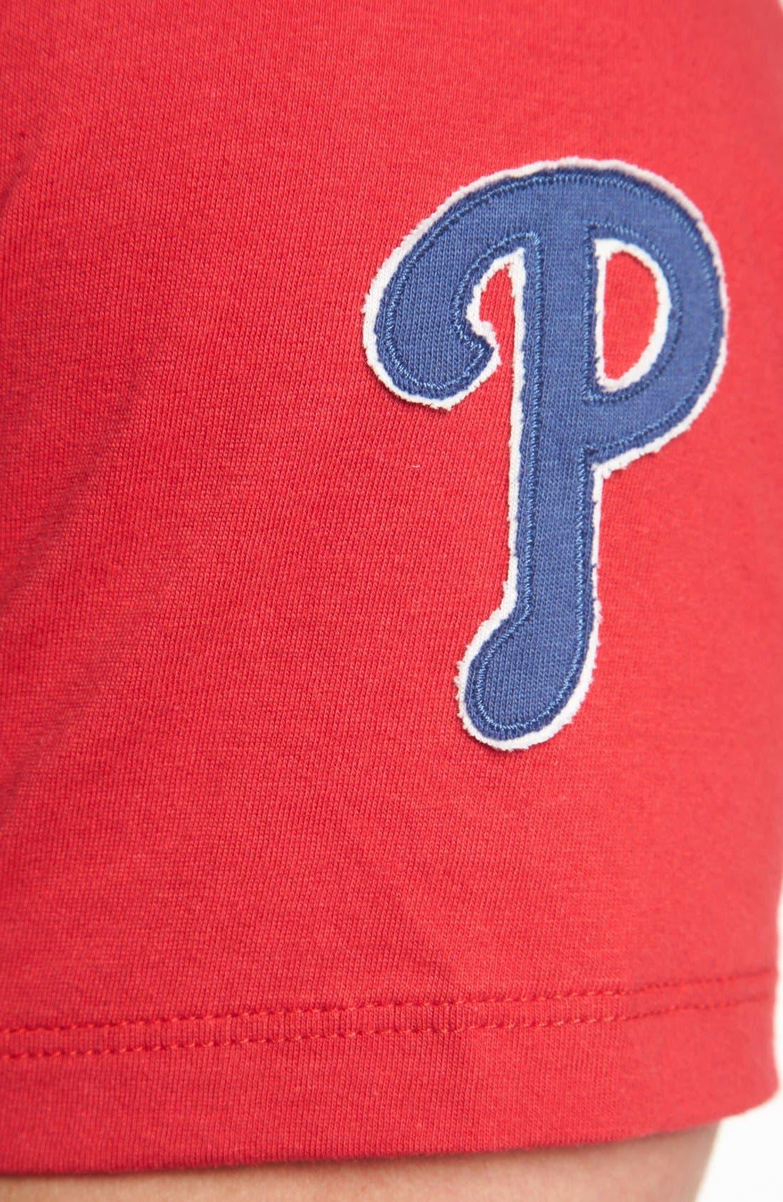 Alternate Image 3  - 47 Brand 'Philadelphia Phillies - Fieldhouse' T-Shirt