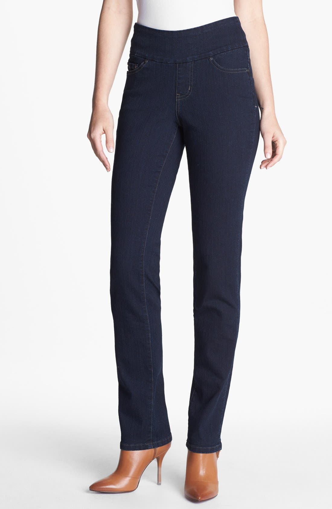 Alternate Image 1 Selected - Jag Jeans 'Peri' Straight Leg Jeans