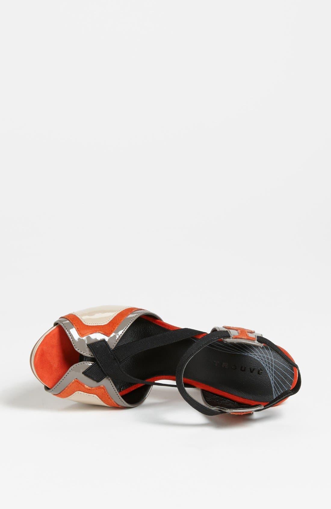 Alternate Image 3  - Trouvé 'Joslin' Sandal