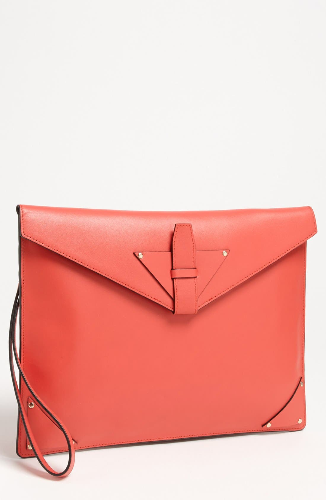 Alternate Image 1 Selected - Halogen® 3-in-1 Leather Clutch