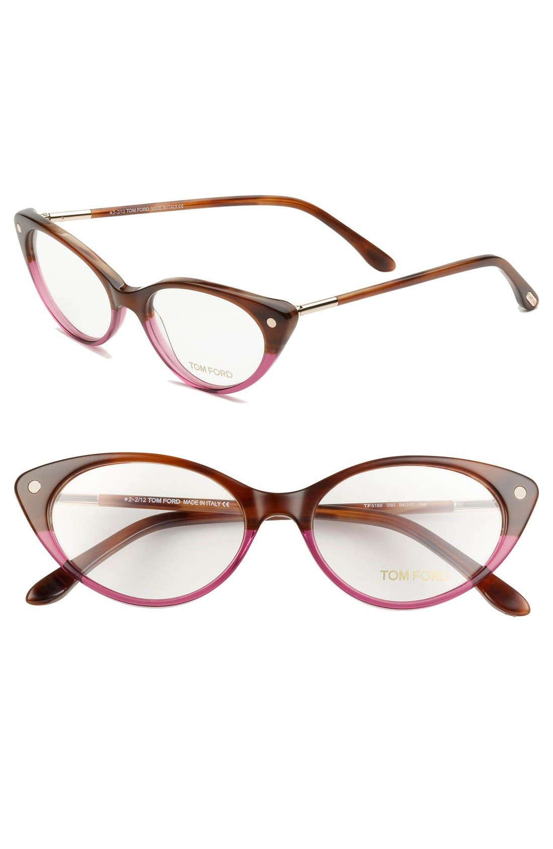 Alternate Image 1 Selected - Tom Ford 54mm Optical Glasses (Online Only)