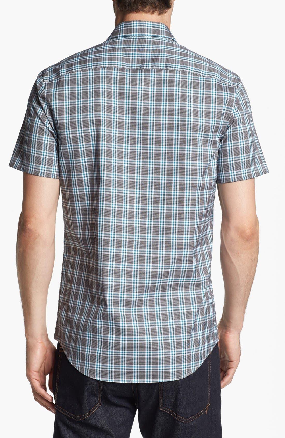 Alternate Image 2  - Calibrate Short Sleeve Sport Shirt