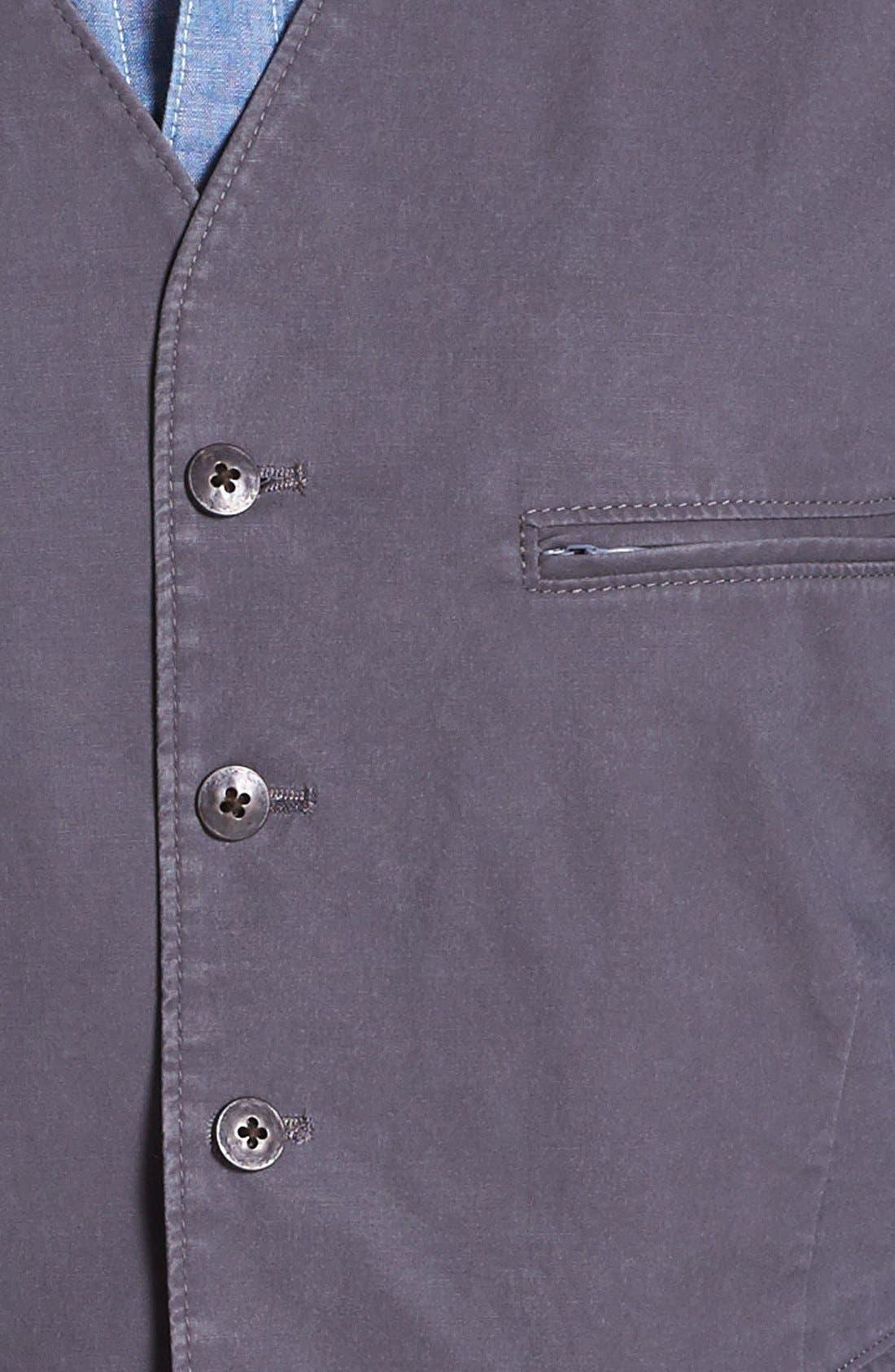 Alternate Image 3  - Kroon Stretch Cotton Vest