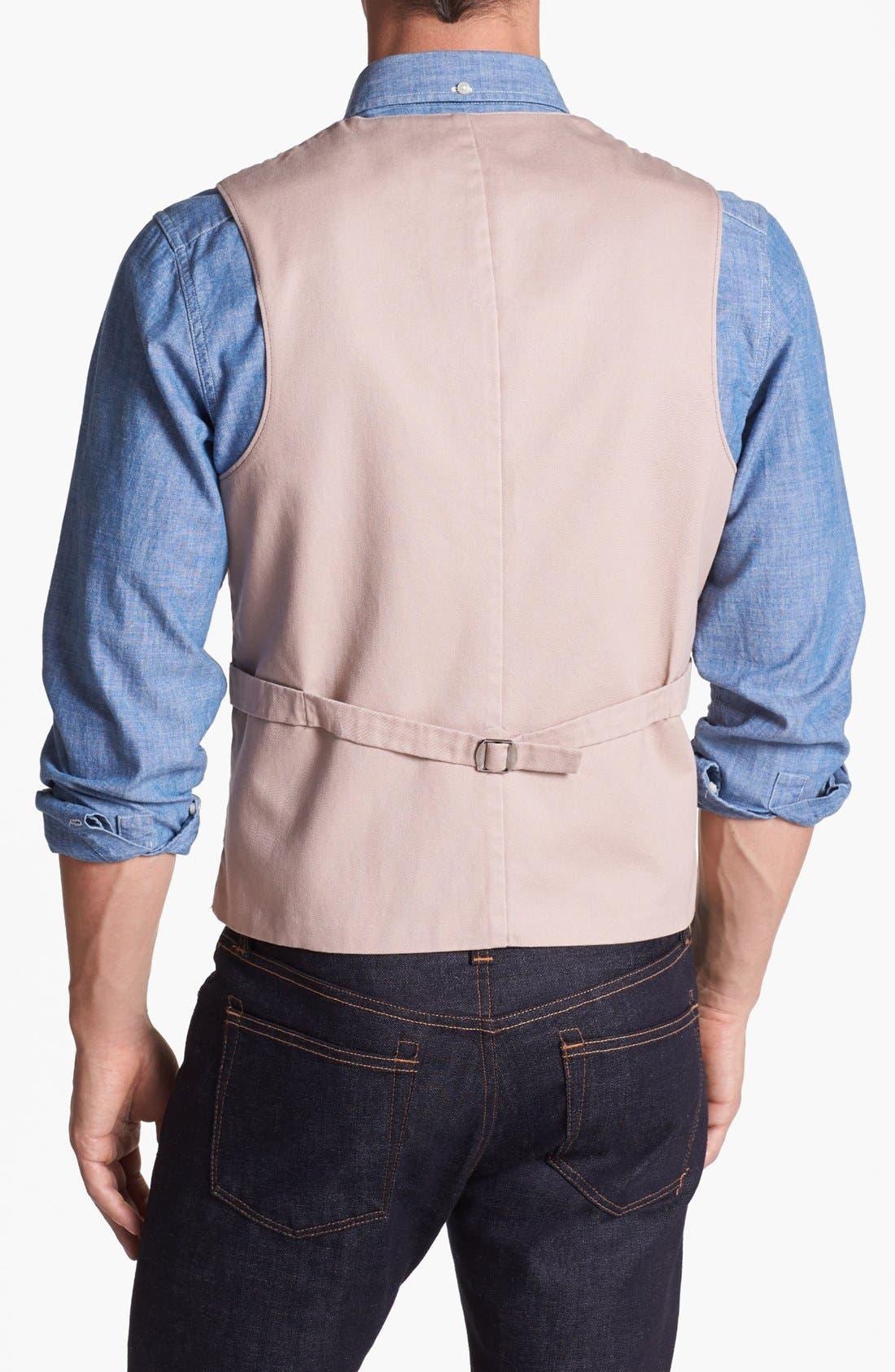 Alternate Image 2  - Kroon Stretch Cotton Vest