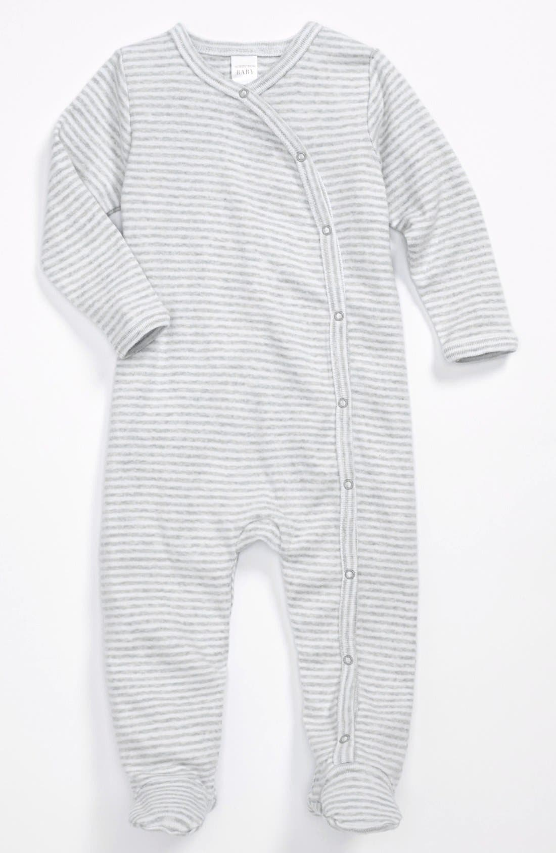 Main Image - Nordstrom Baby 'Welcome Home' Footie (Baby)