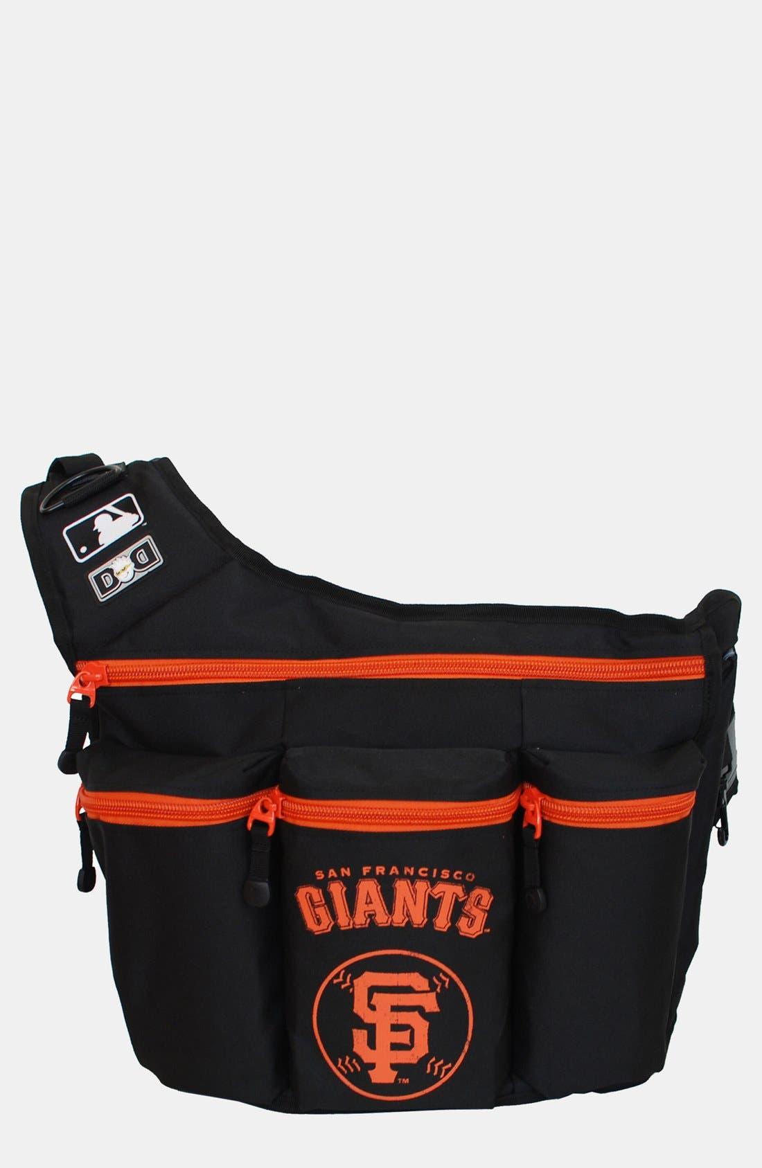 Diaper Dude San Francisco Giants Messenger Diaper Bag