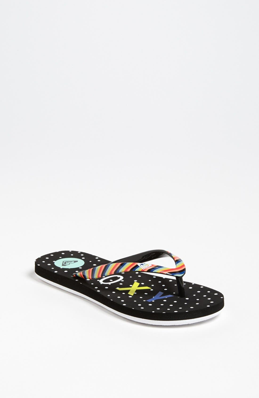 Alternate Image 1 Selected - 'Pebbles' Sandal (Toddler, Little Kid & Big Kid)