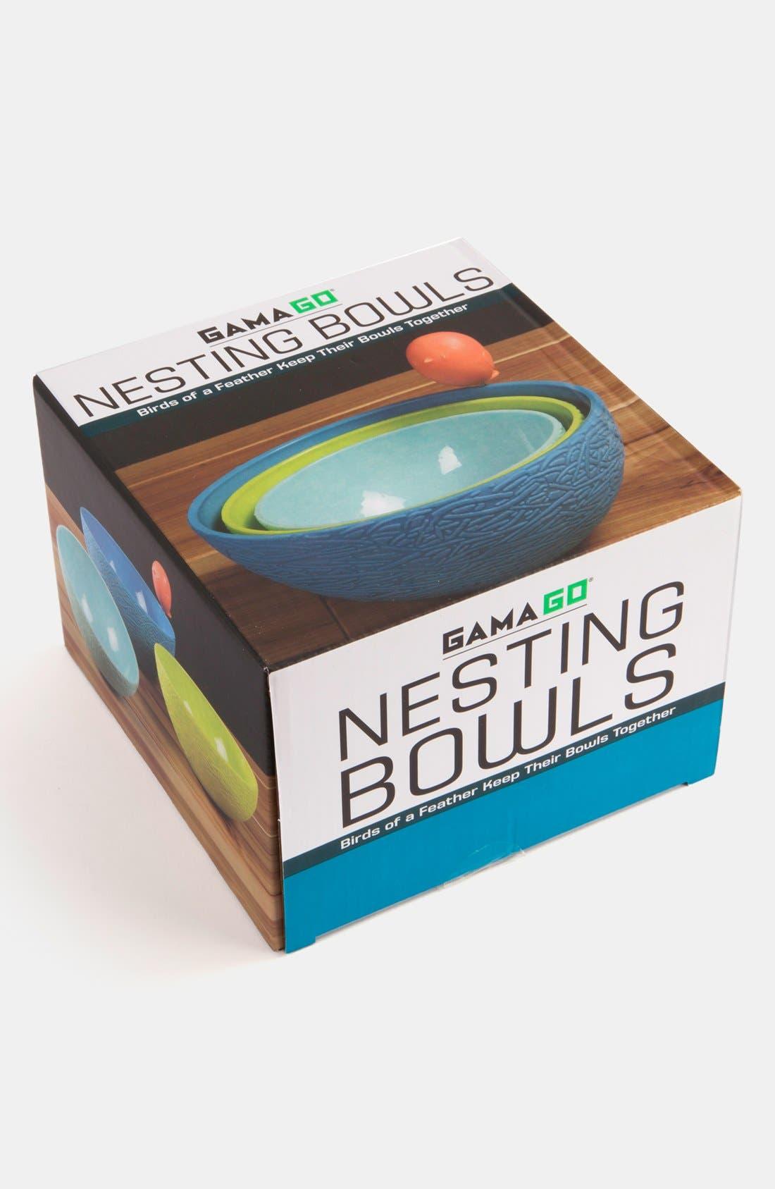 Alternate Image 3  - Nesting Bowls (Set of 3)