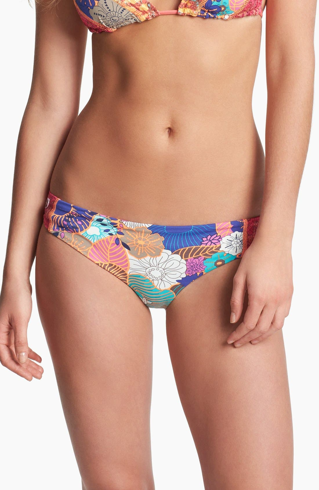 Alternate Image 1 Selected - Maaji 'Woodland Garden' Reversible Bikini Bottoms