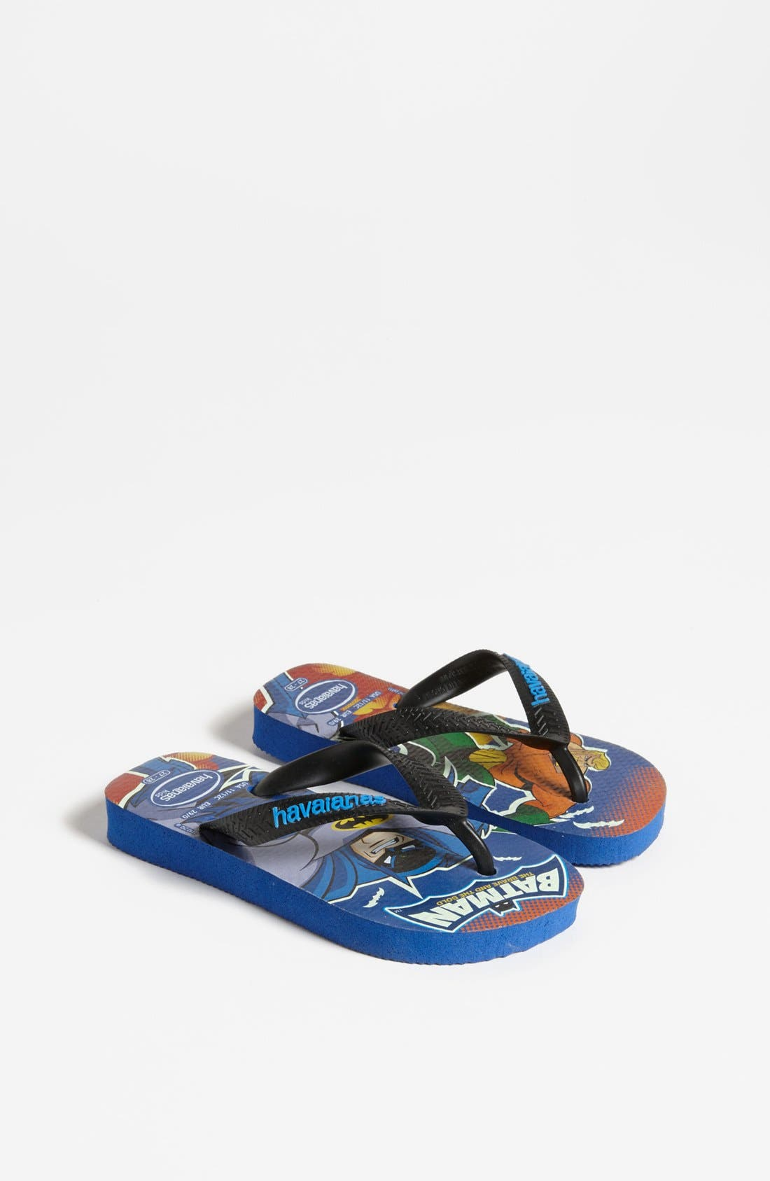 Alternate Image 1 Selected - Havaianas 'Kids Heroes' Flip Flop (Toddler & Little Kid)