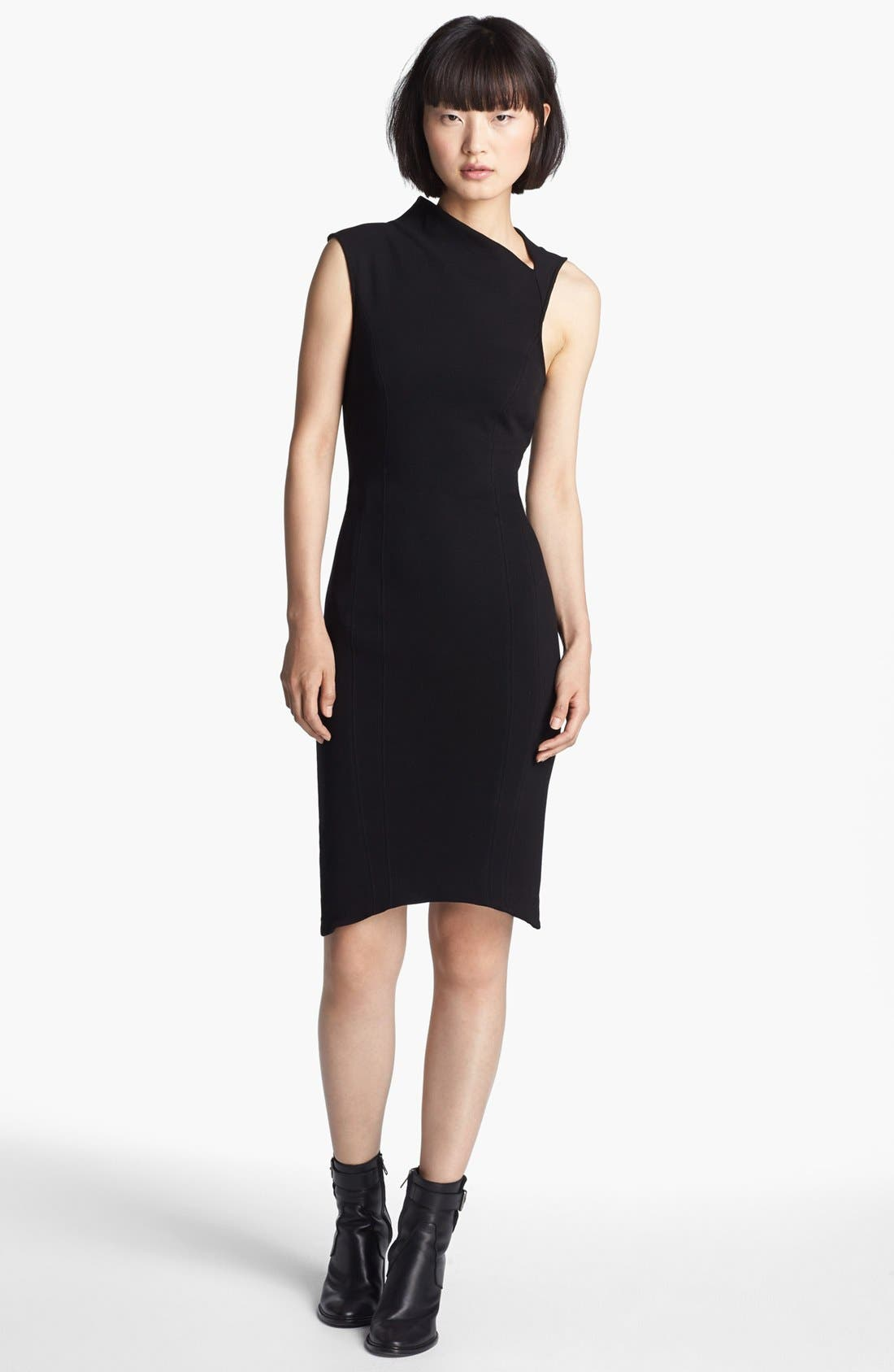 Main Image - HELMUT Helmut Lang 'Gala' Knit Dress