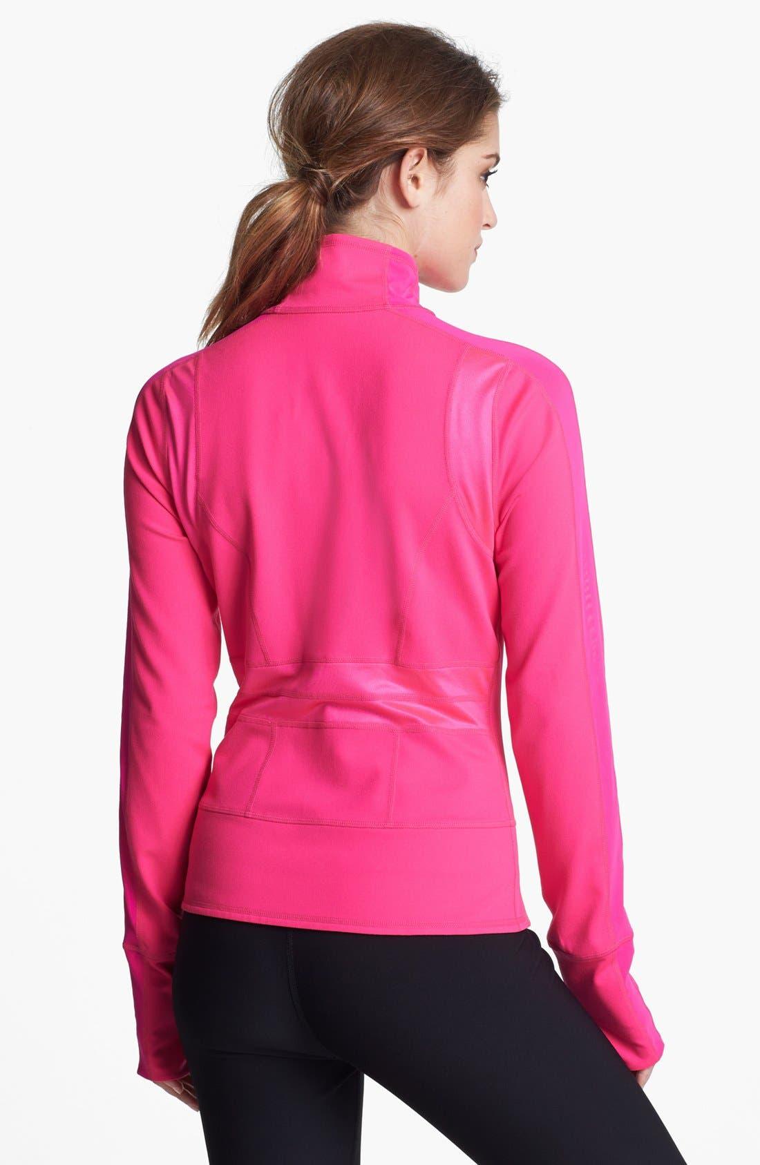 Alternate Image 2  - Zella 'Multi Shine' Jacket