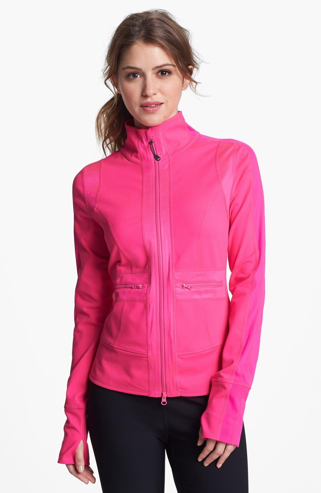 Alternate Image 1 Selected - Zella 'Multi Shine' Jacket