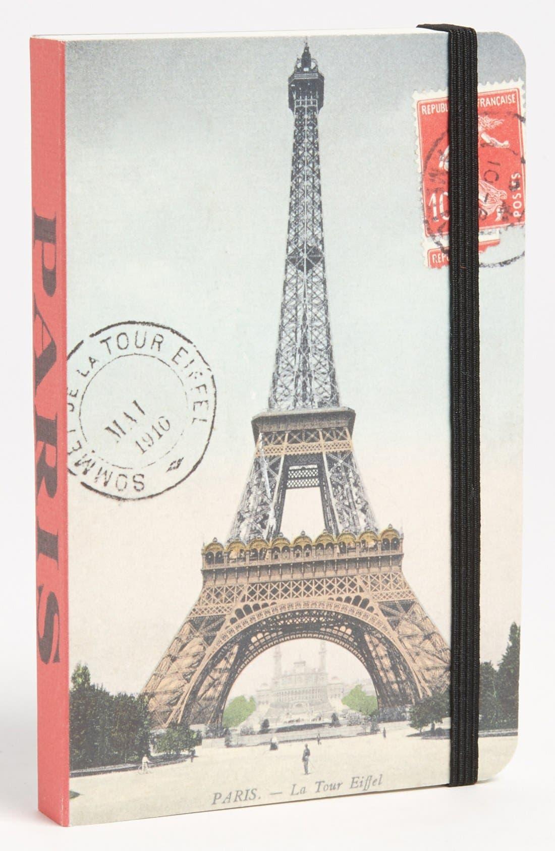 Alternate Image 1 Selected - Vintage Print Notebook