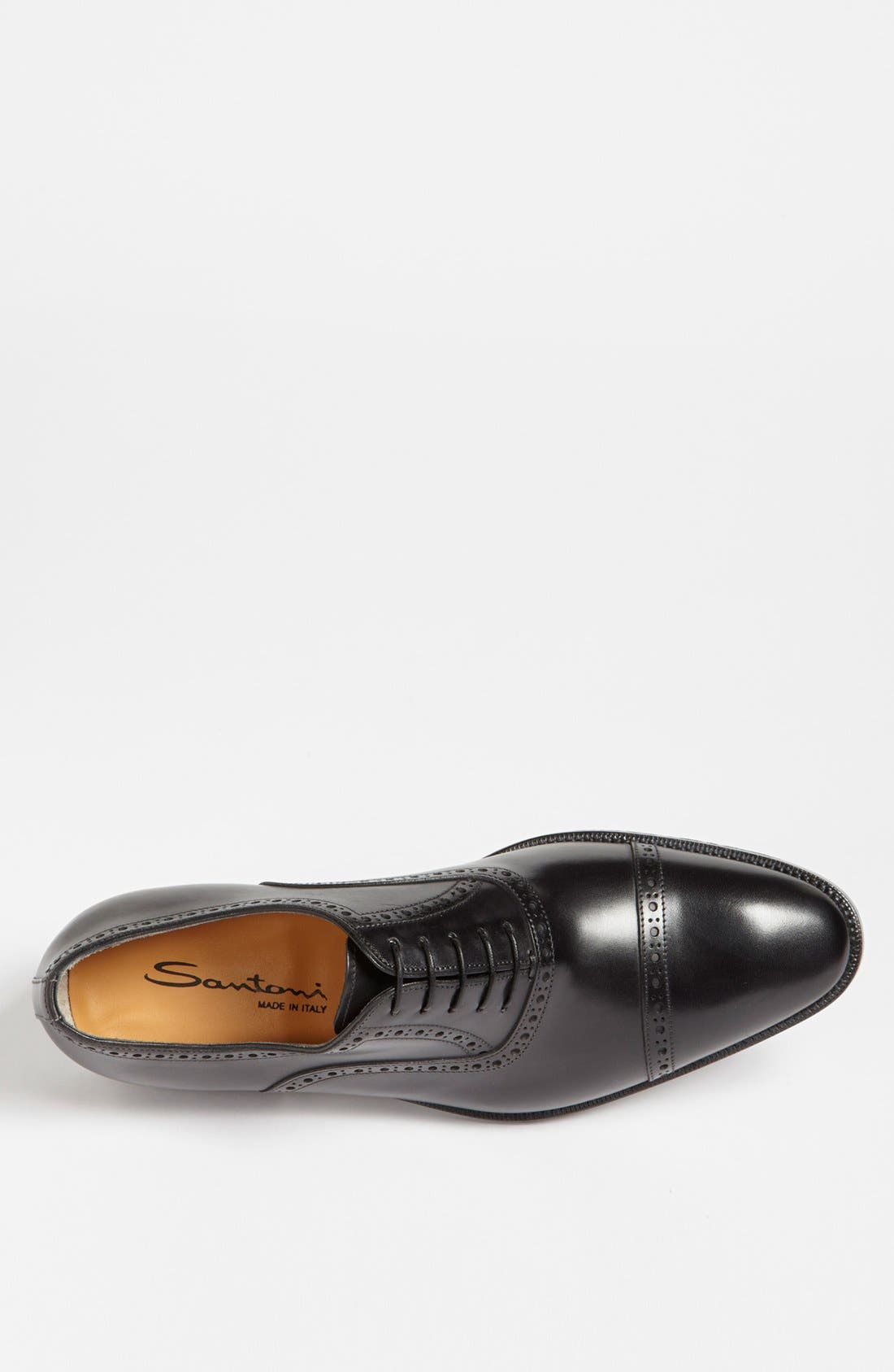 Alternate Image 3  - Santoni 'Bristol' Oxford