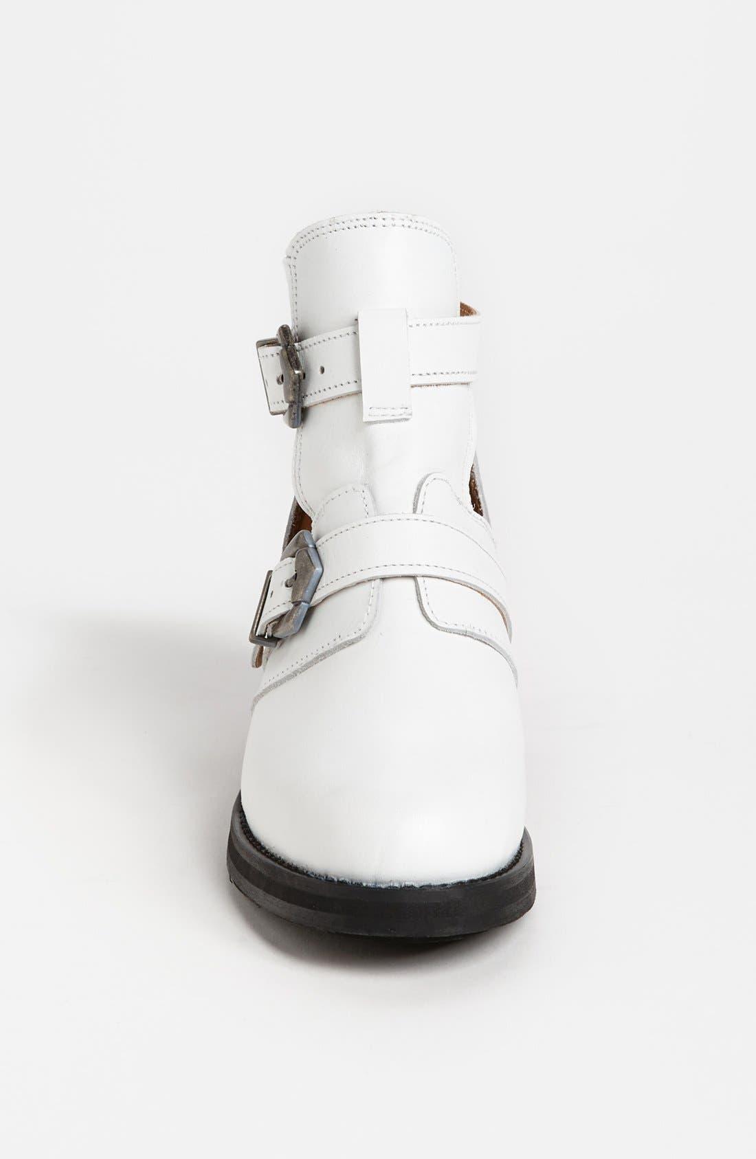 Alternate Image 3  - Topshop 'Arabel' Cutout Boot