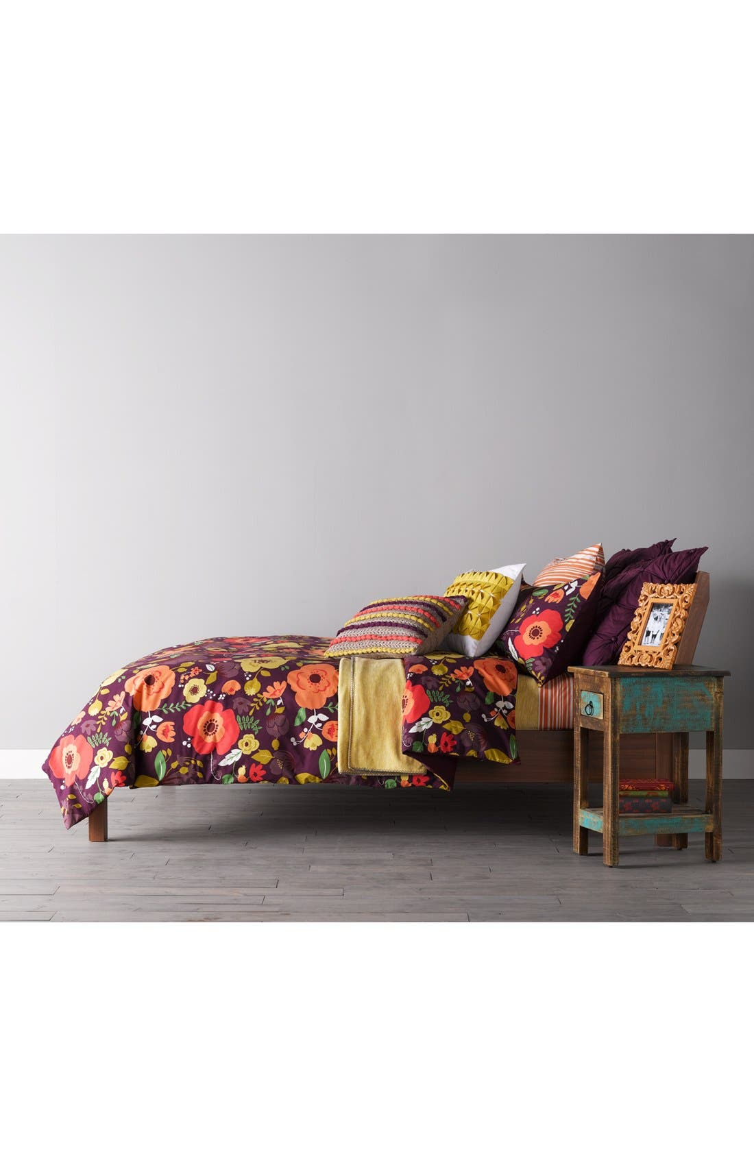 Alternate Image 4  - Nordstrom at Home 'Poppy' Duvet Cover