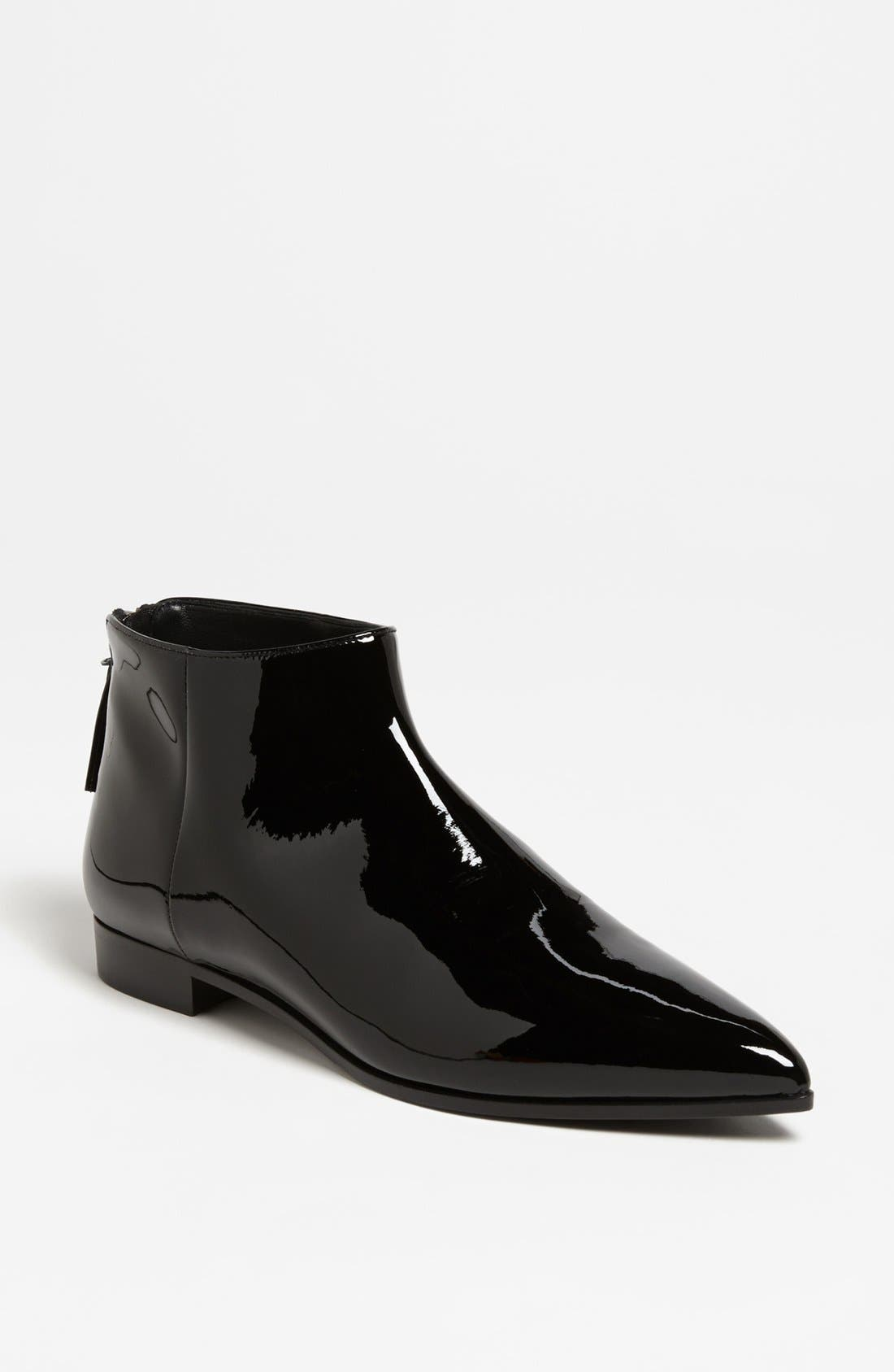 Alternate Image 1 Selected - Miu Miu Pointed Toe Chelsea Bootie