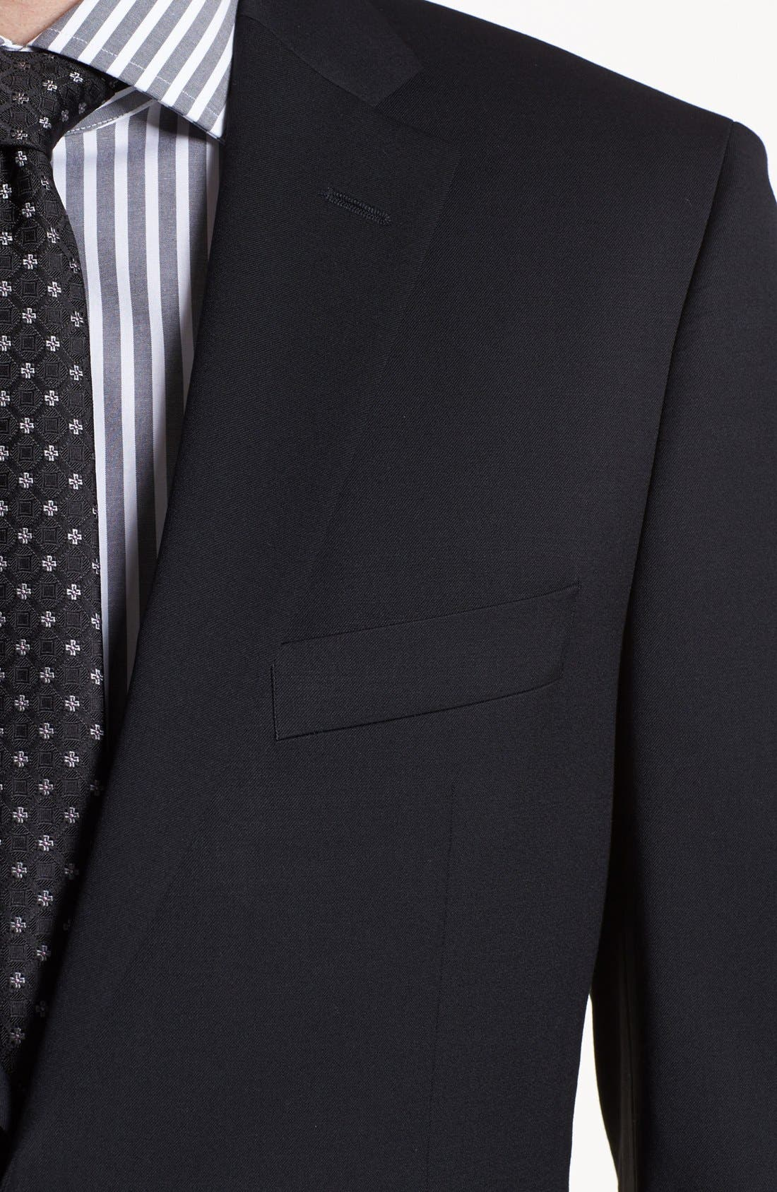 Alternate Image 5  - BOSS HUGO BOSS 'Pasolini/Movie' Wool Suit